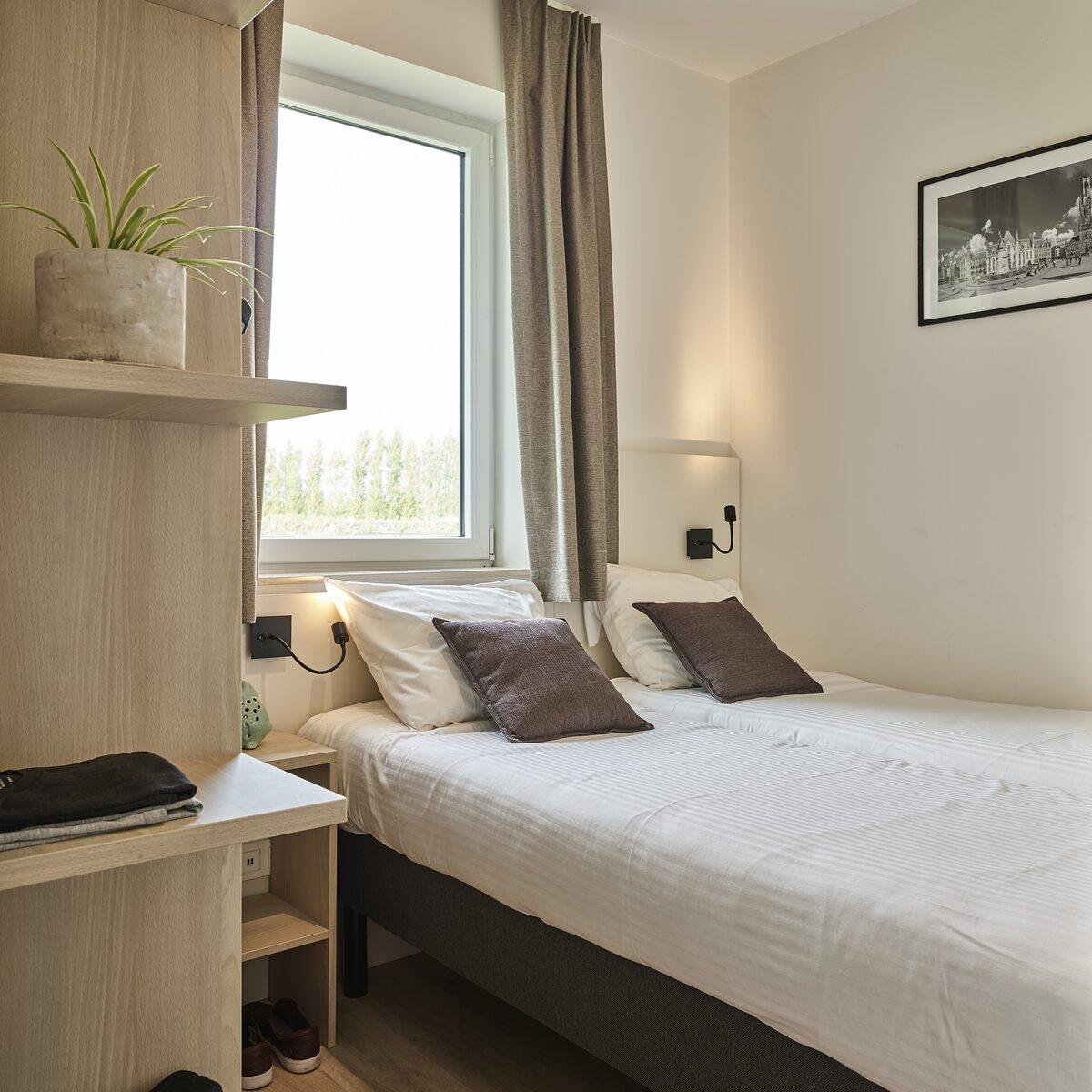 Comfort Suite - 4p | Bedroom - Sofa bed