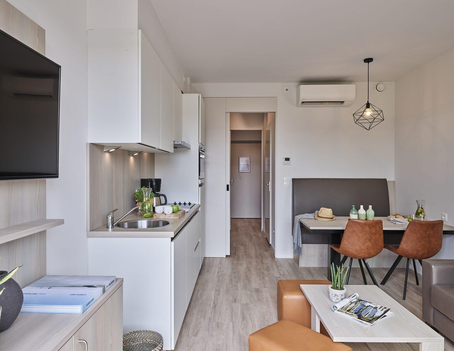 Comfort Suite - 5p | Chambre à coucher - Coin couchage