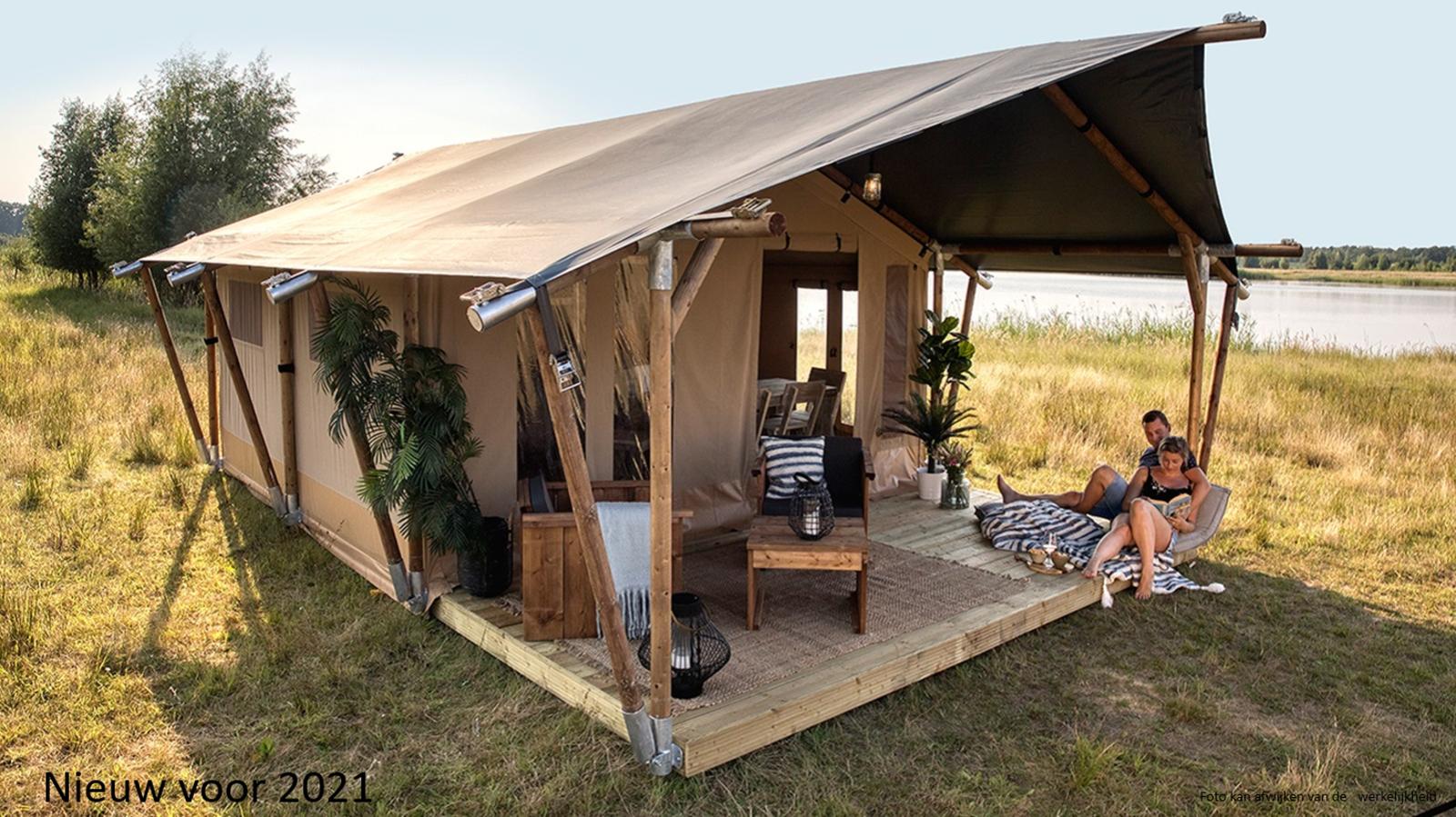Safari Tent 5 personen