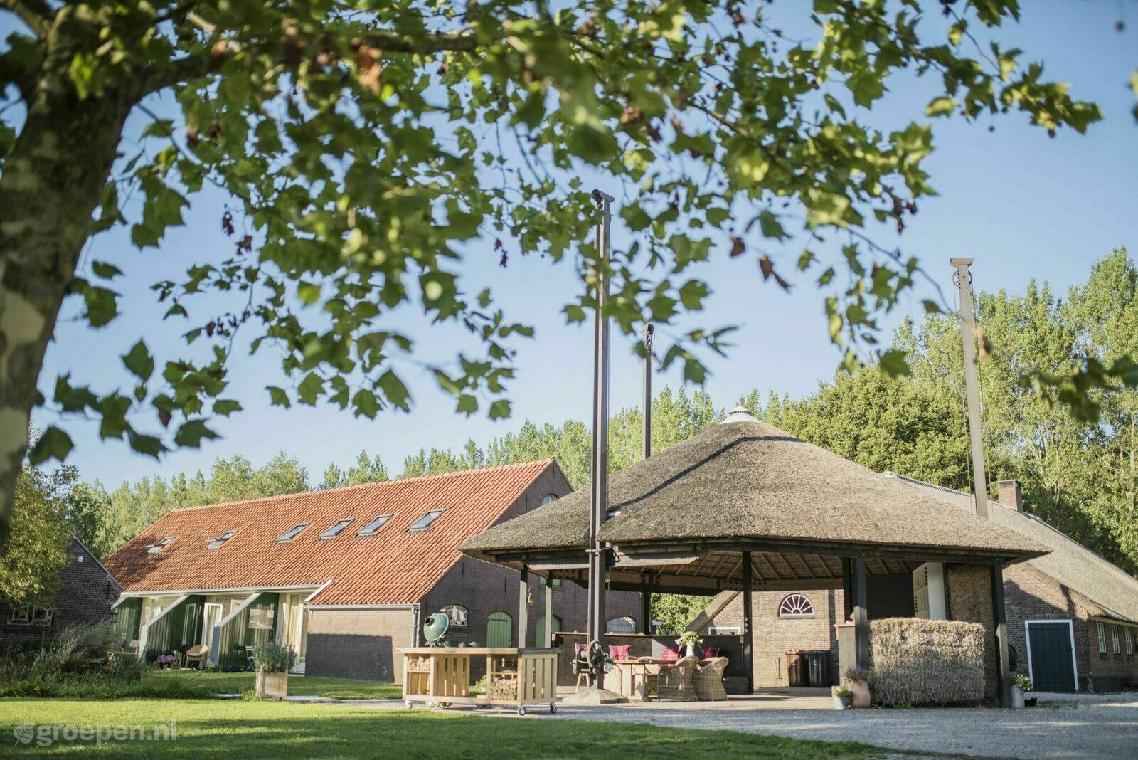 Vakantieboerderij Linschoten