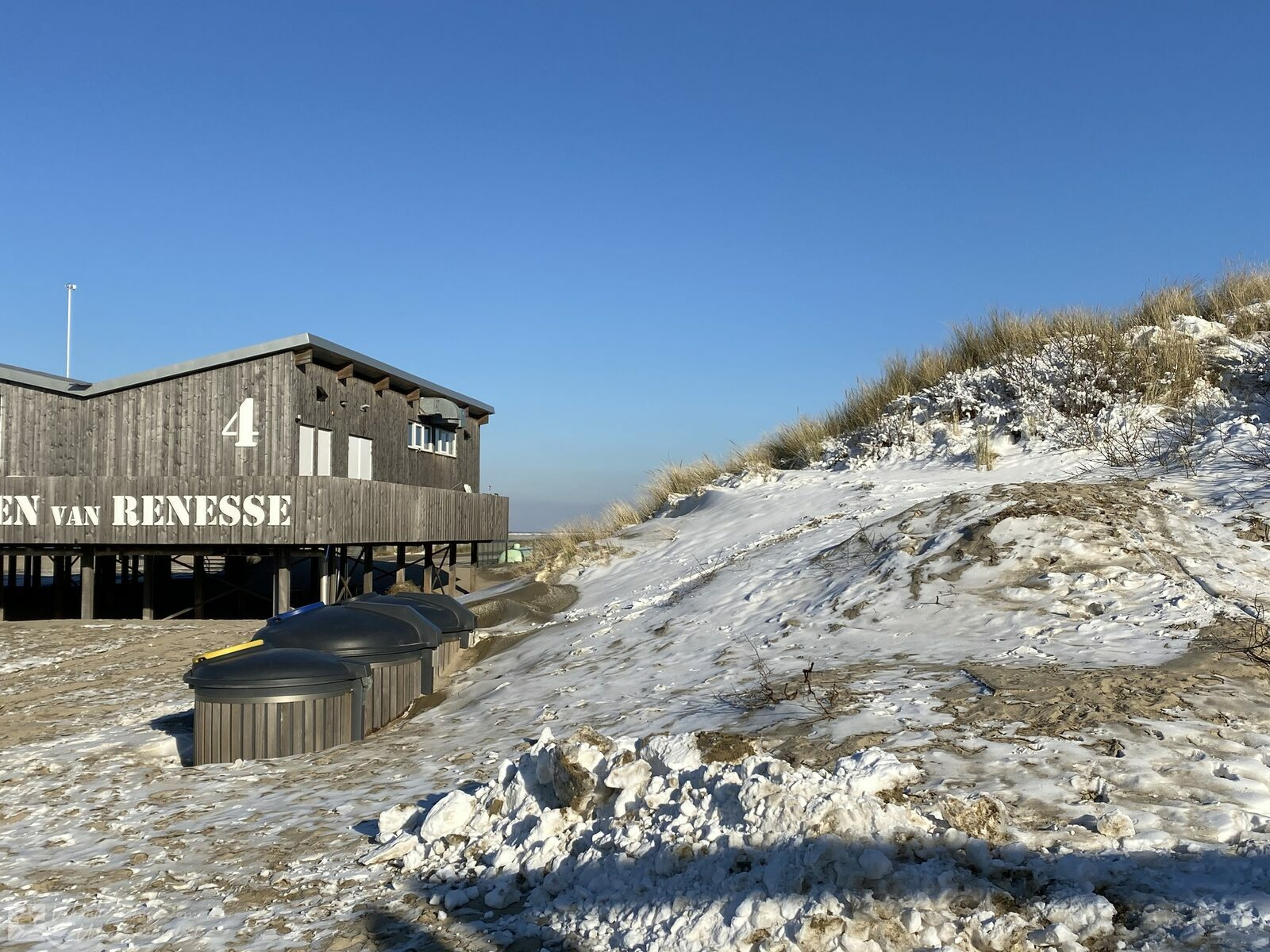 VZ945 Chalet in Renesse