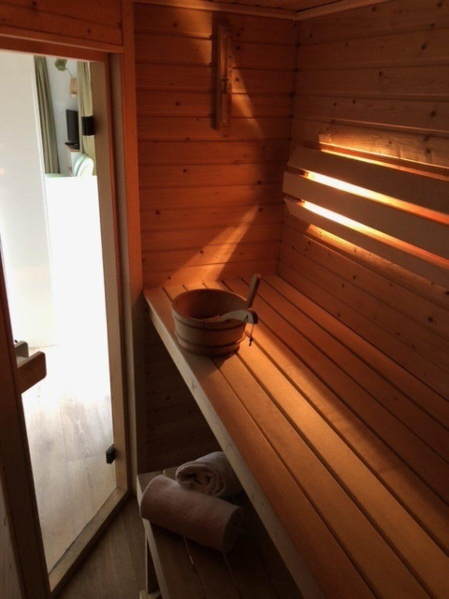 Mein Chalet 4 mit Sauna