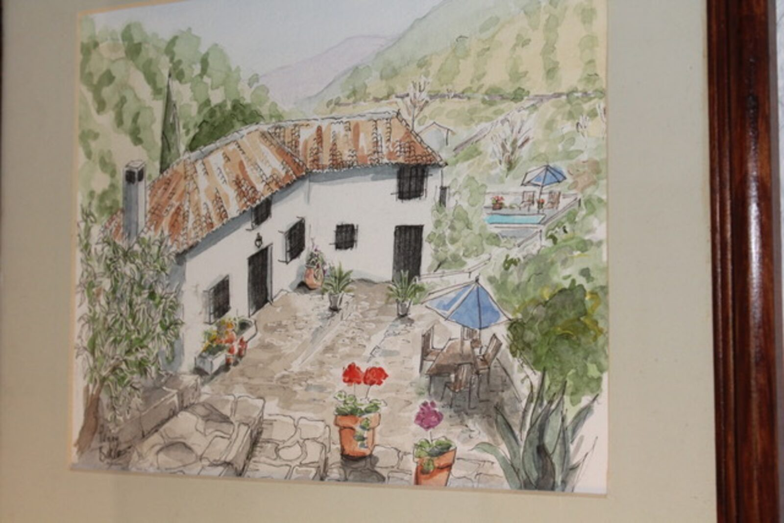 Casa Iznajar II | 7 personen