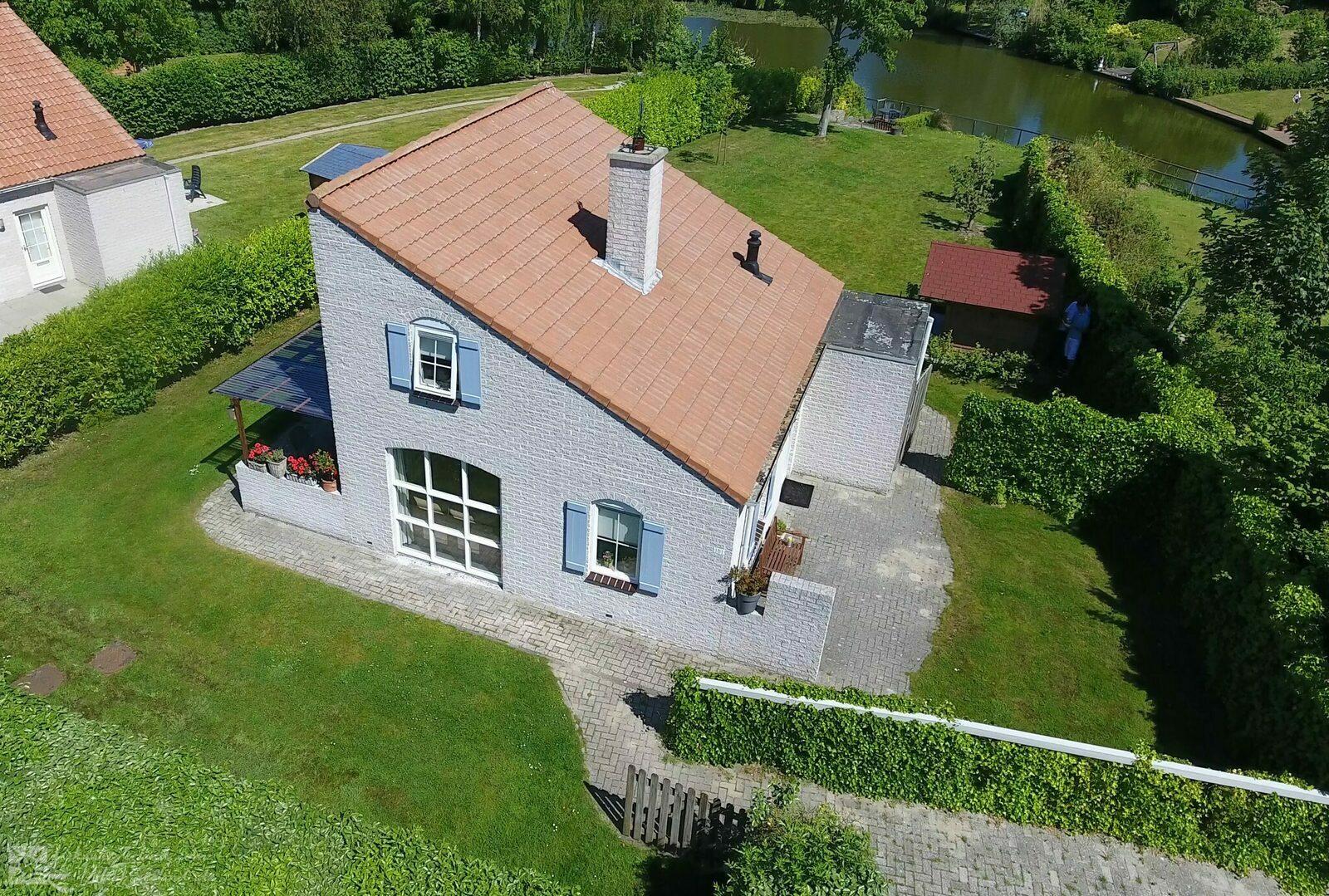 VZ955 Vakantiehuis in Brouwershaven
