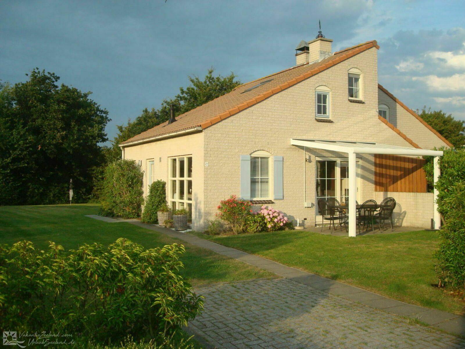 VZ960 Vakantiehuis in Brouwershaven