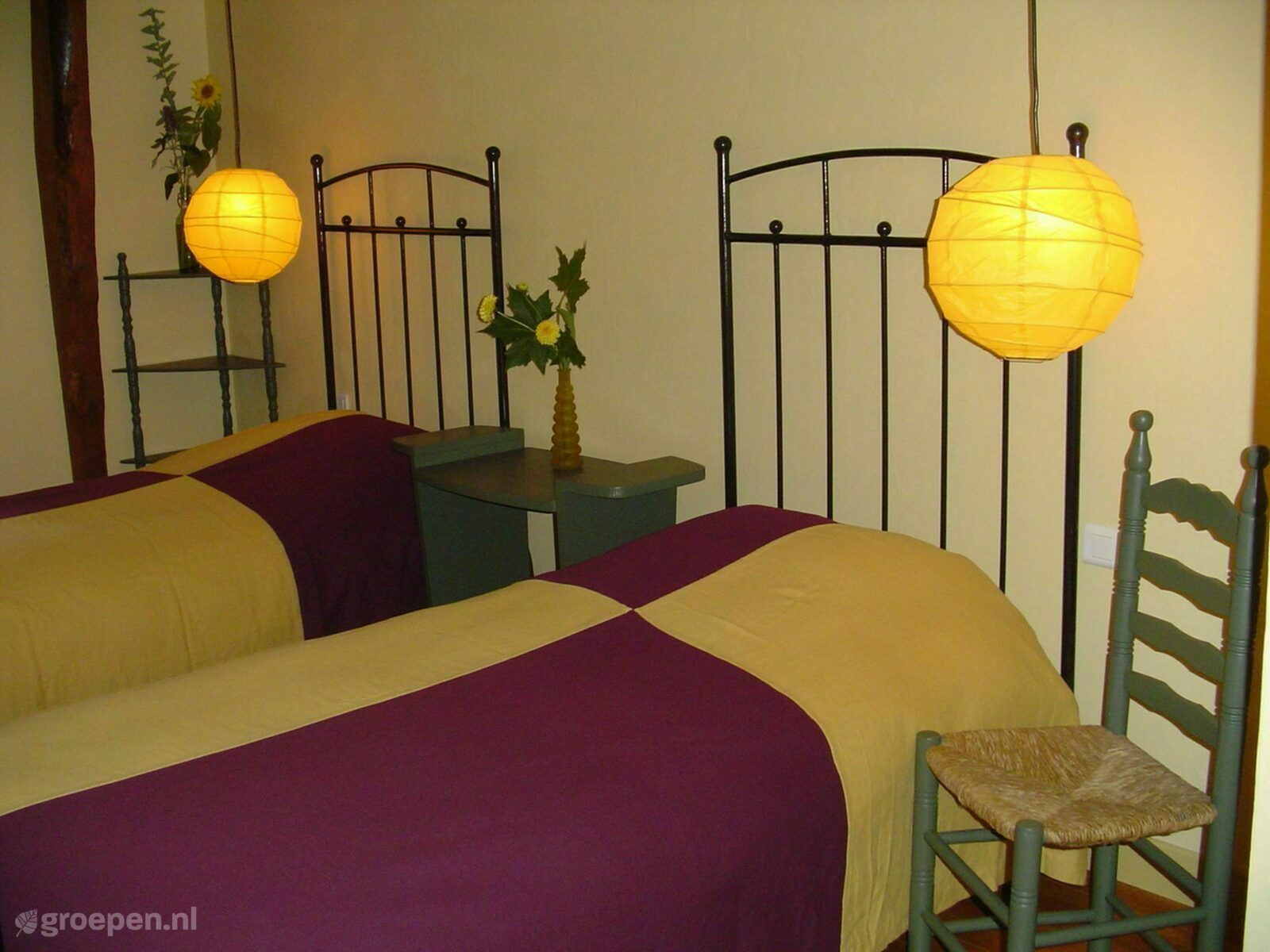 Group accommodation Saint Silvain-Bellegarde