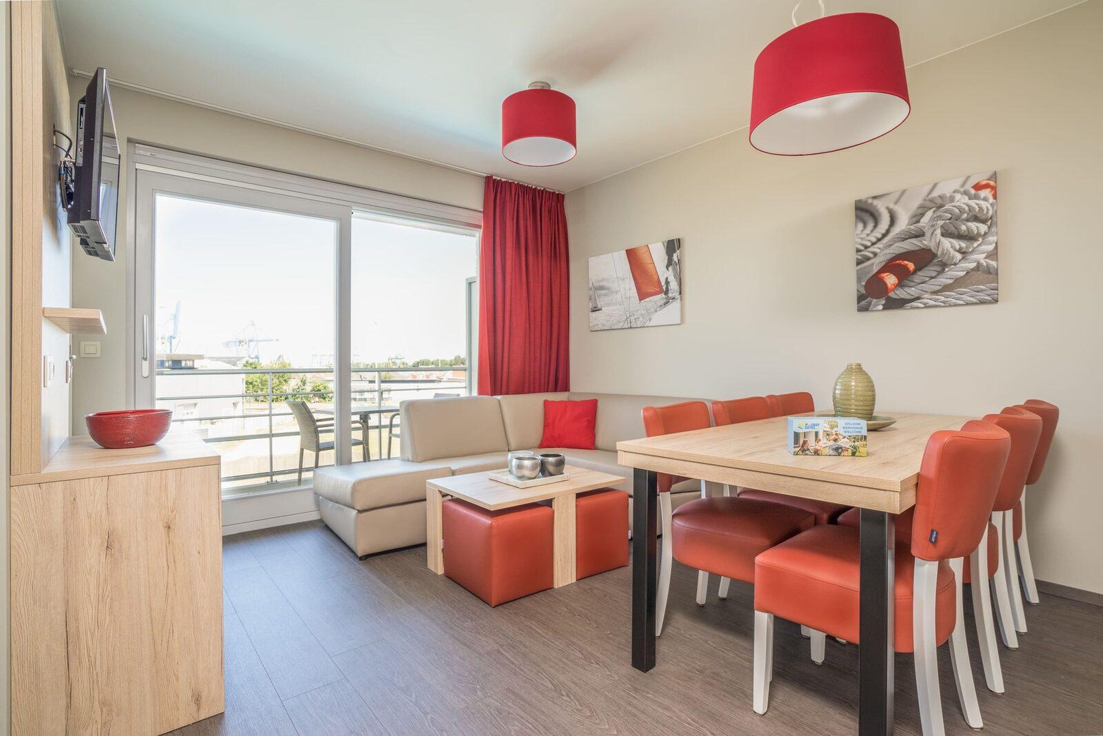 Comfort Suite - 4p | Chambre à coucher - Coin couchage