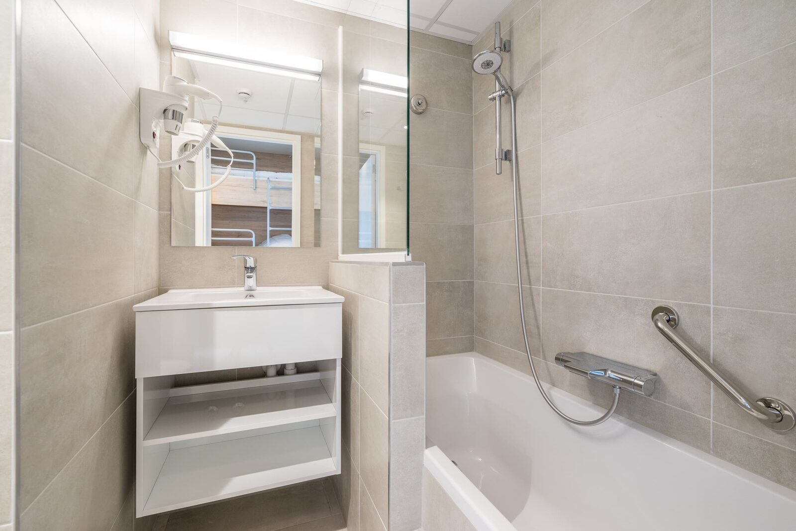 Comfort Suite - 4p | Slaapkamer - Zetelbed