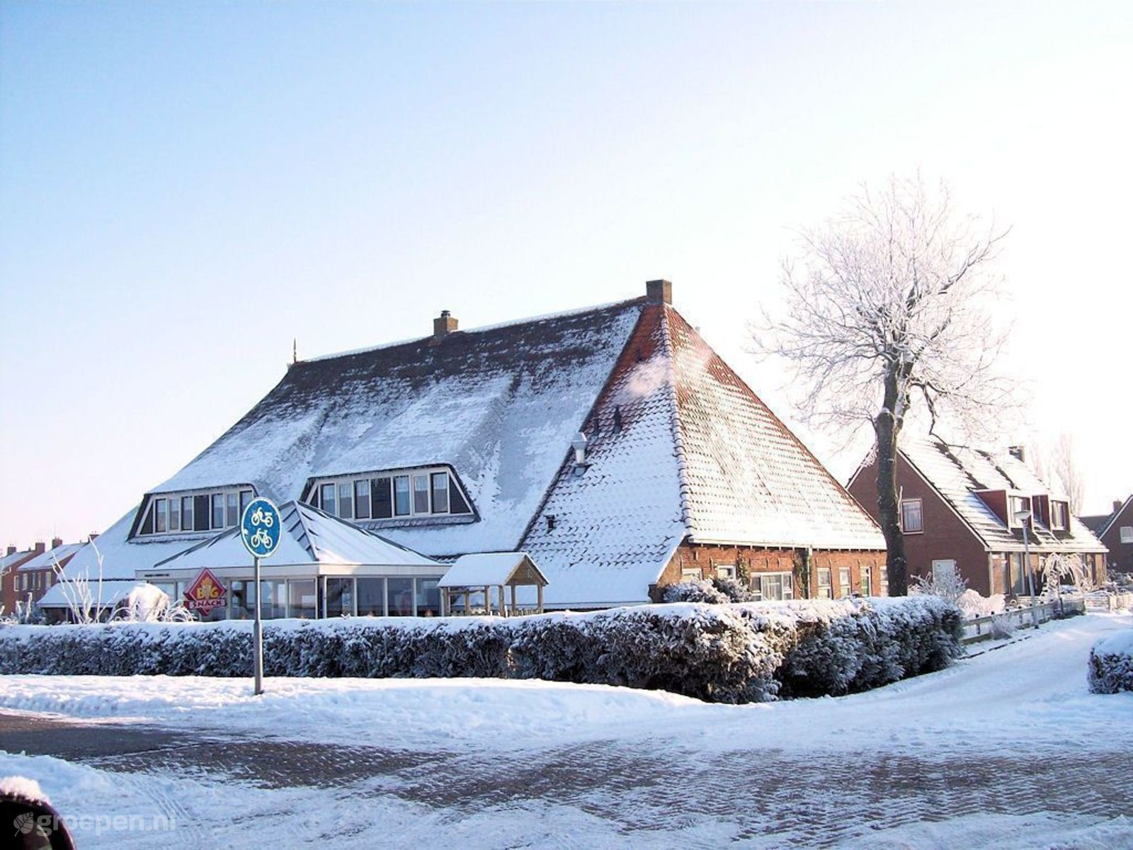 Holiday Farmhouse Holwerd