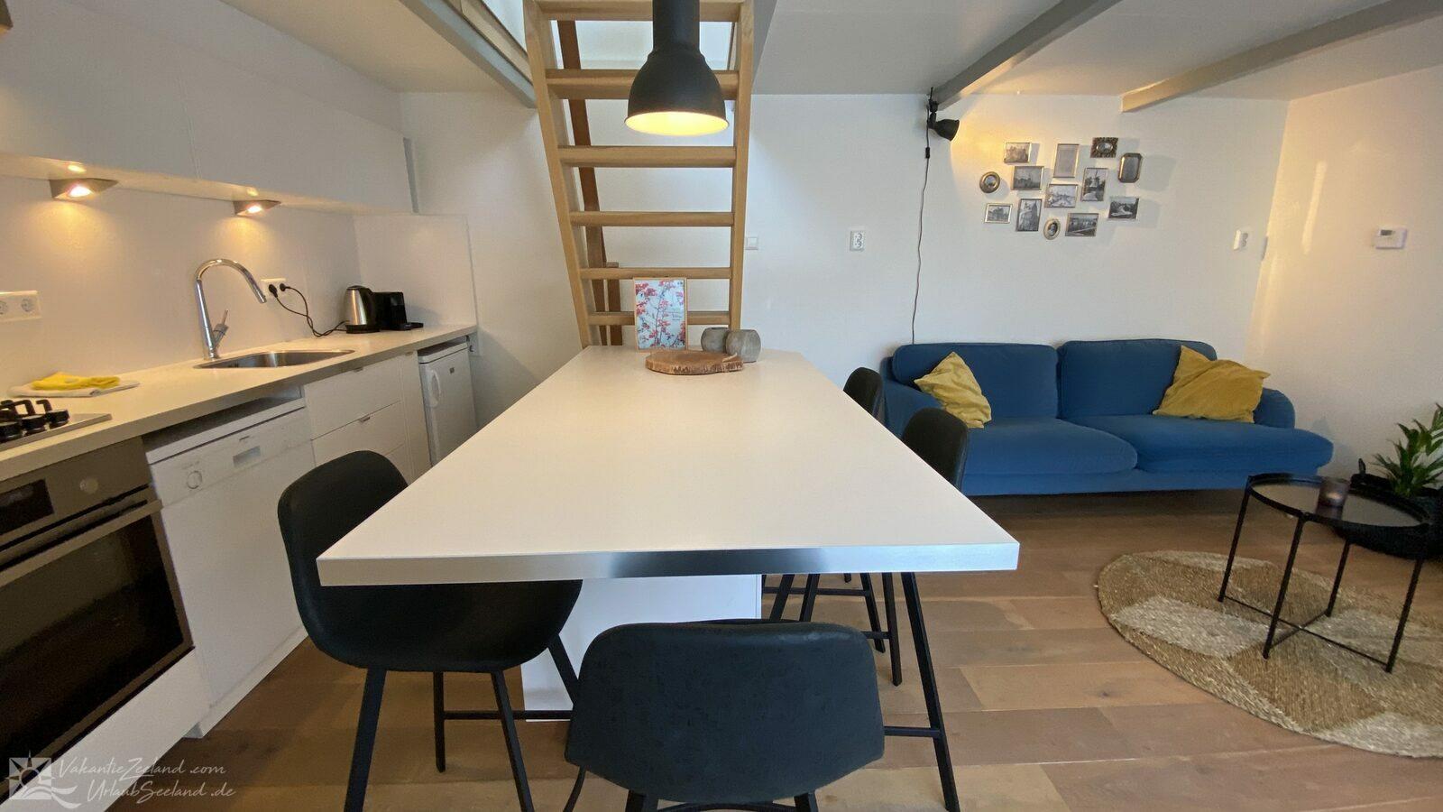 VZ963 Vakantiehuis in Brouwershaven