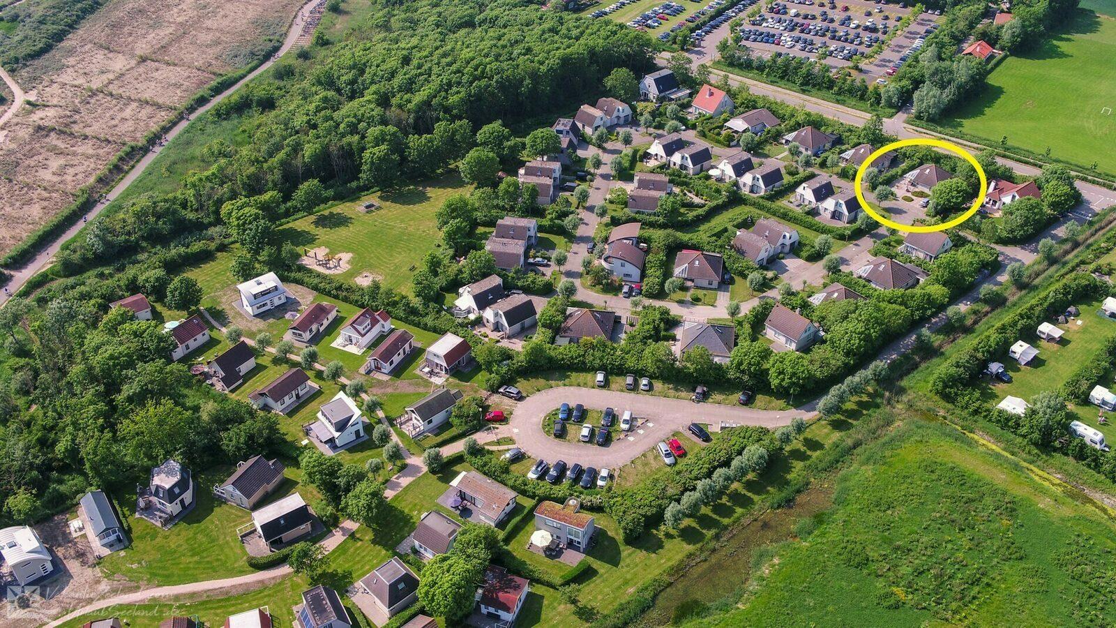 VZ968 Detached holiday home in Vlissingen