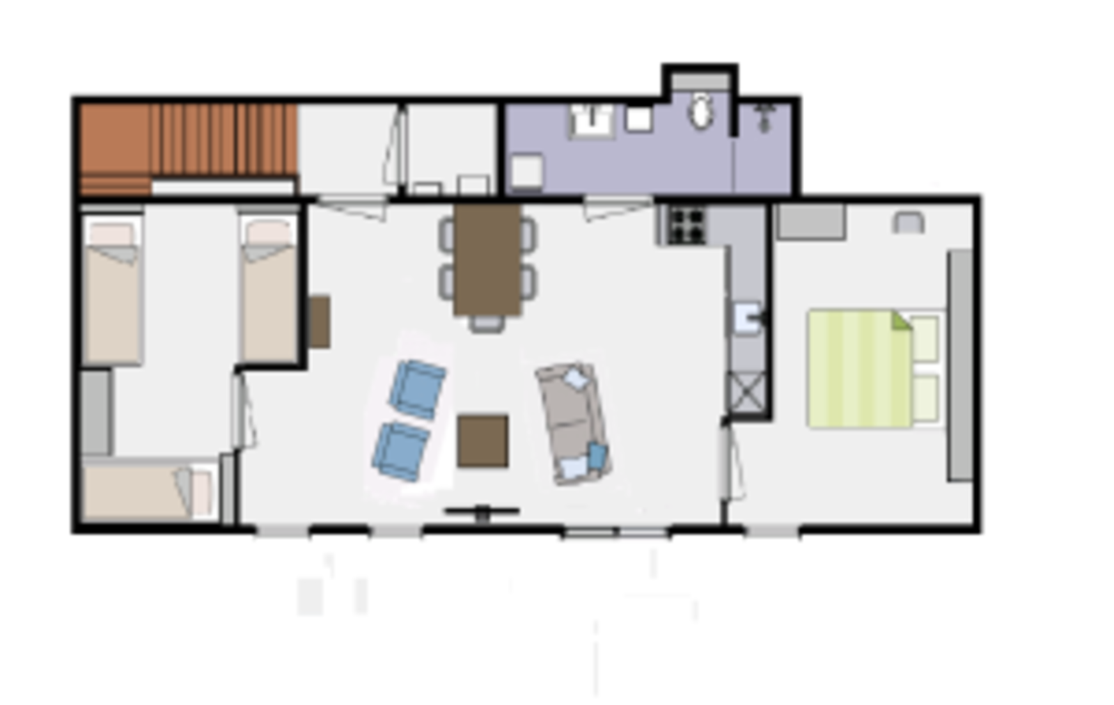 VZ972 Vakantieappartement in Breskens