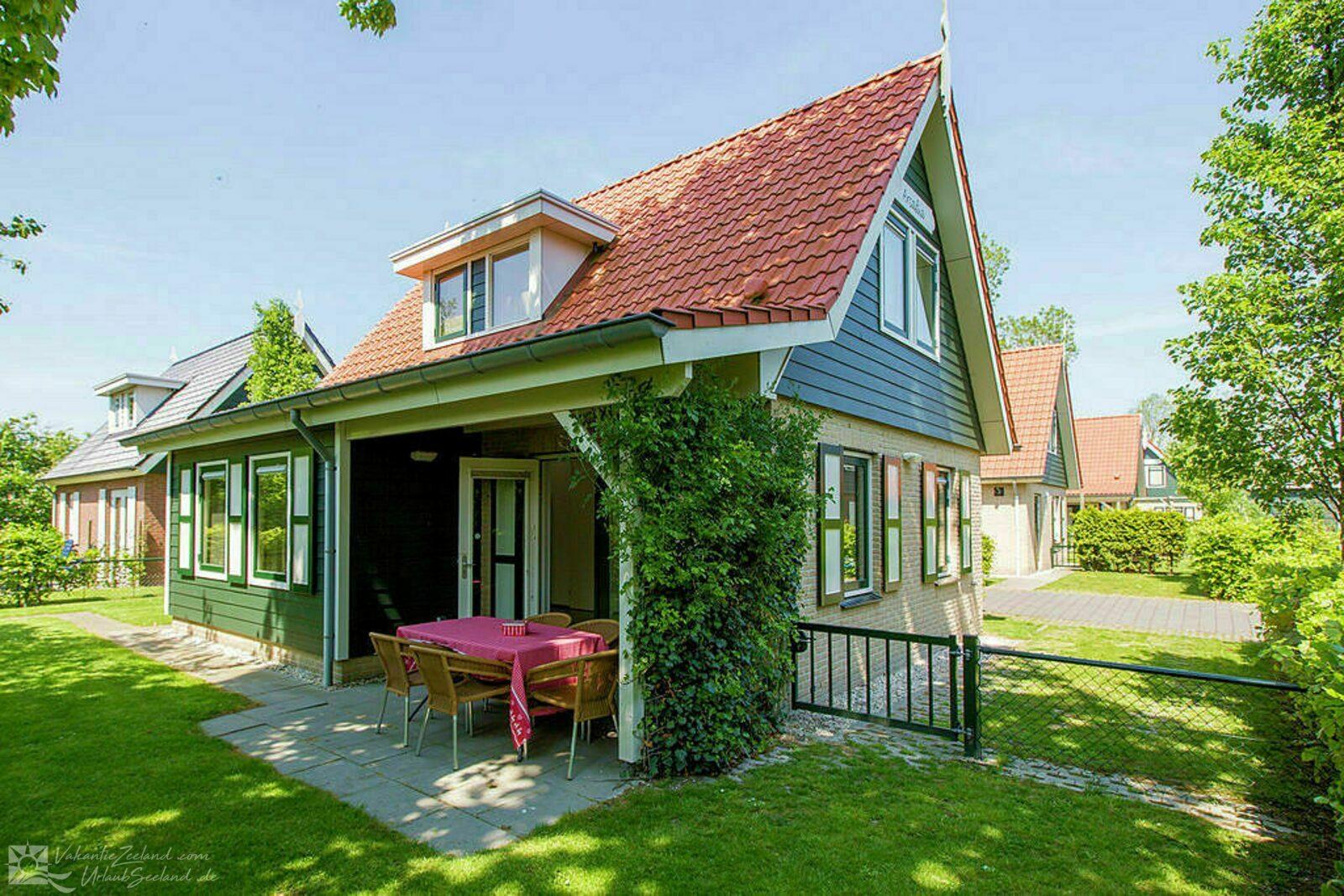 VZ981 Vakantiehuis in Zonnemaire