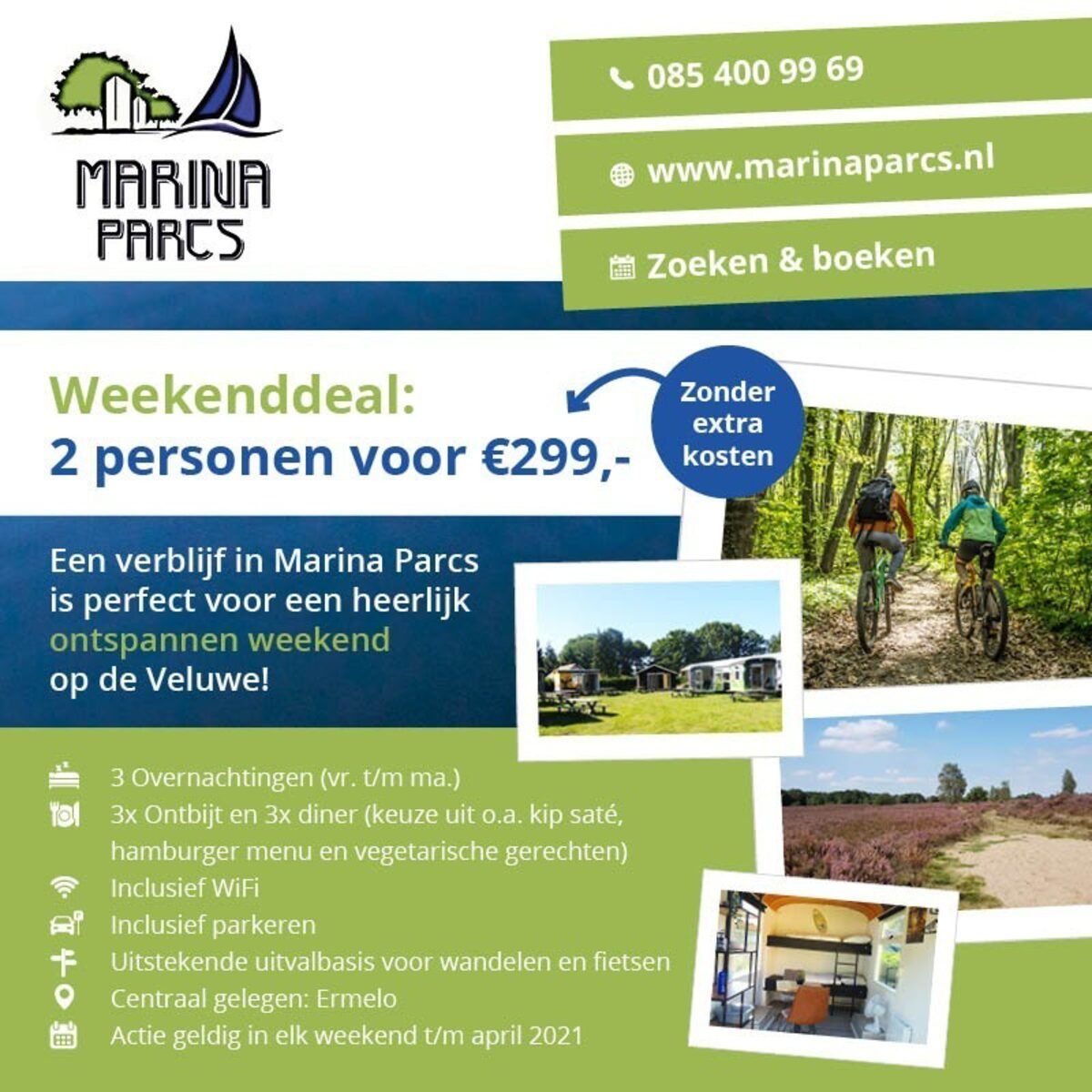 Tiny Wagon Weekenddeal Ermelo