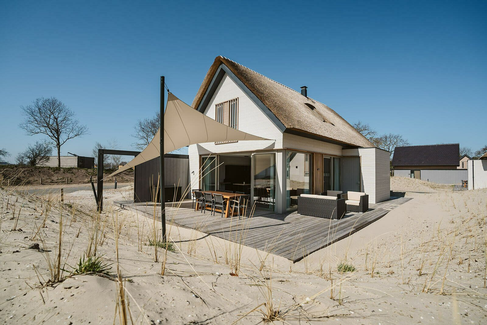 Luxurious holiday home for 8 people