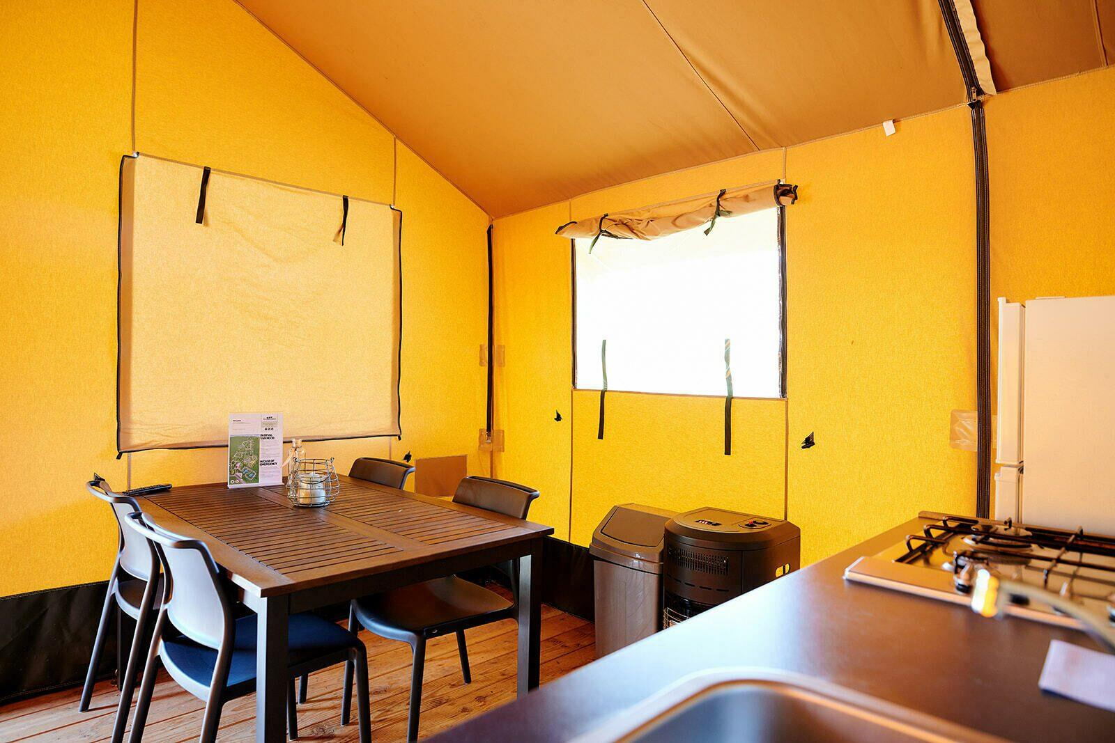Six-person Safari tent (copy)