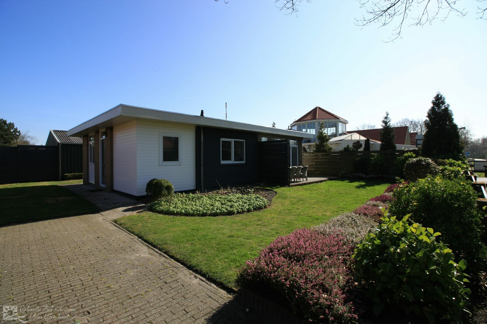 VZ986 Holiday bungalow in Oostkapelle