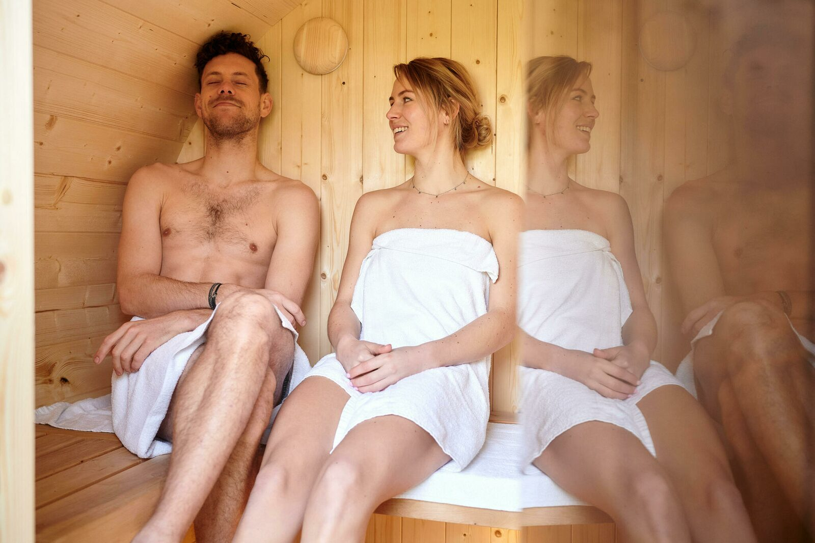 Sand Lodge Sauna | 4 Ppl.