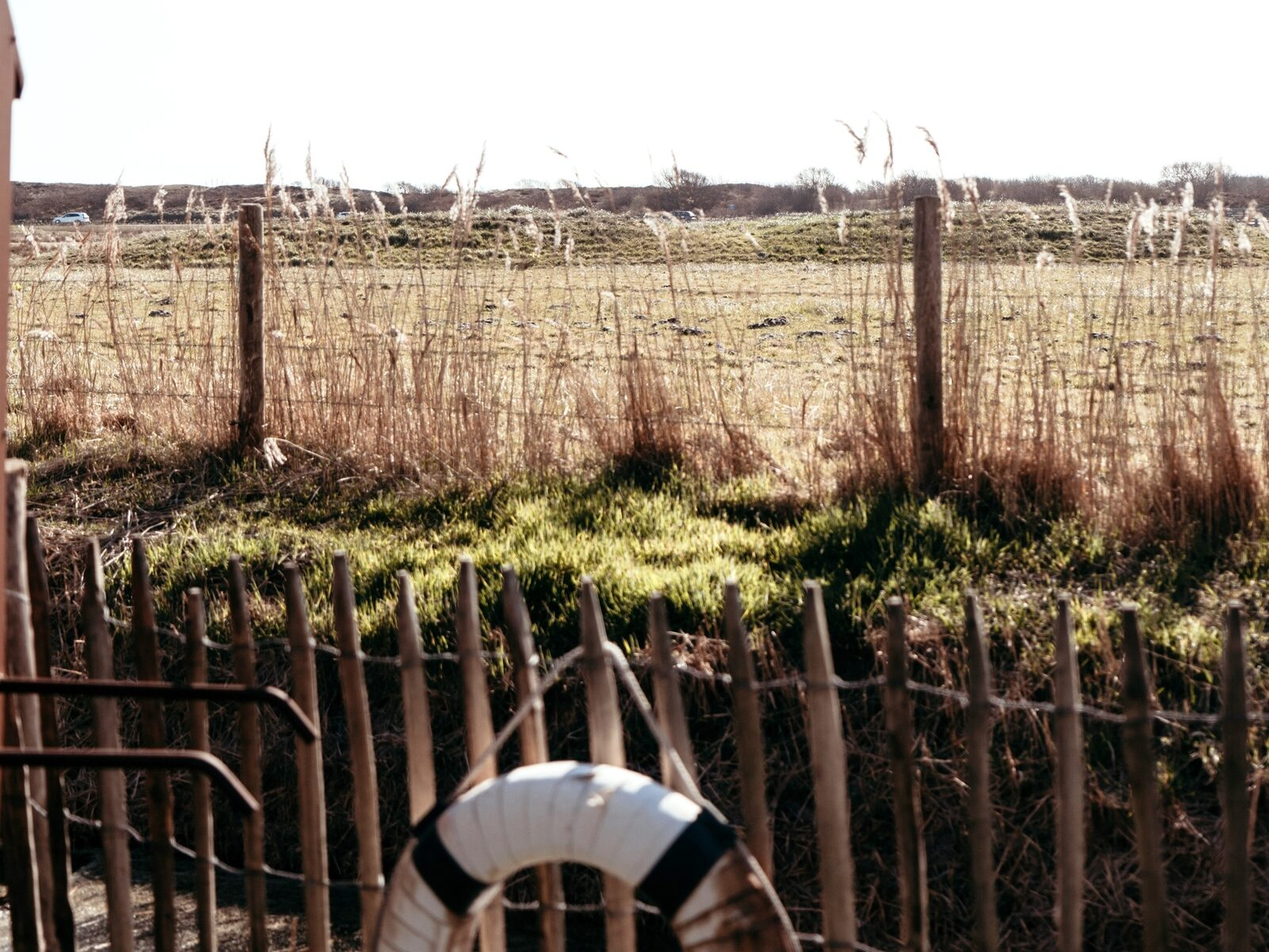 Duynpark het Zwanenwater - Juttershut