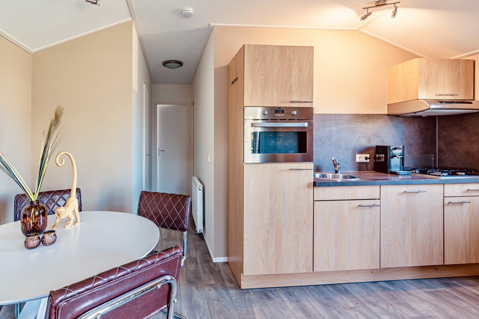 """Chalet """"De Beulaker"""" suitable for up to four guests"""