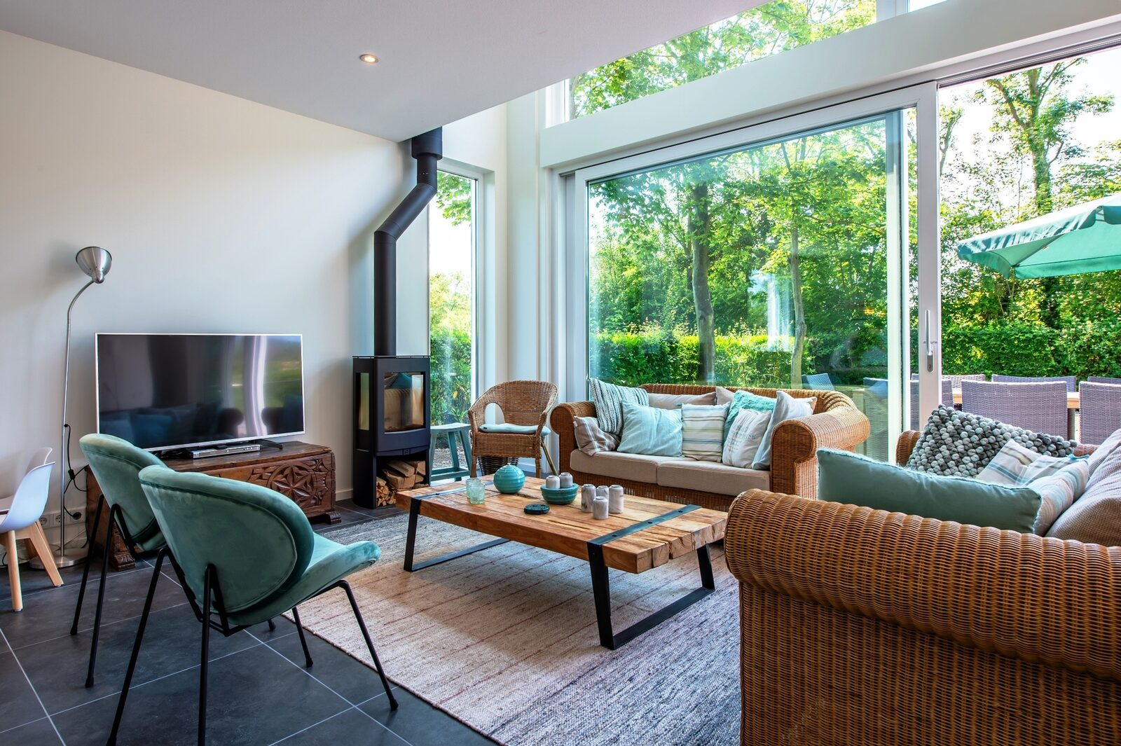 Fazantenlaan 35 - Luxe vakantievilla Zeeland
