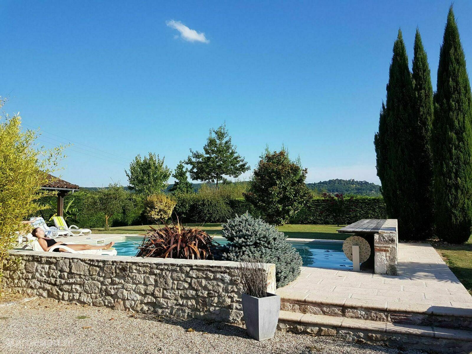 Vakantievilla Saint-Sylvestre-sur-Lot