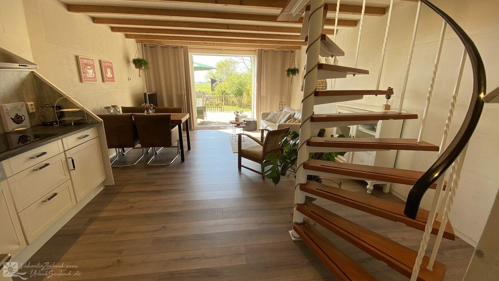 VZ944 Holiday home in Grijpskerke