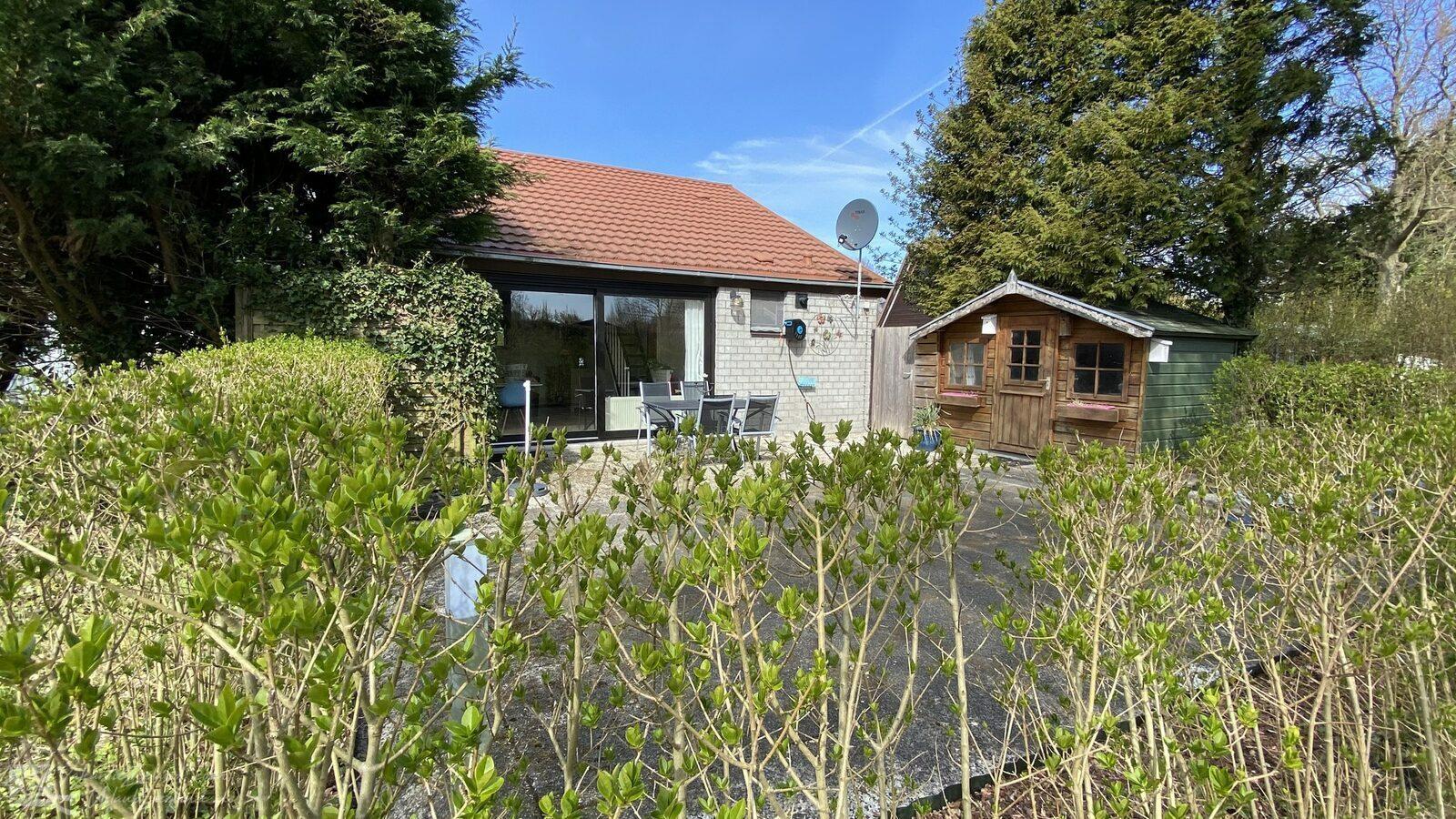 VZ992 Vakantiehuis in Ellemeet