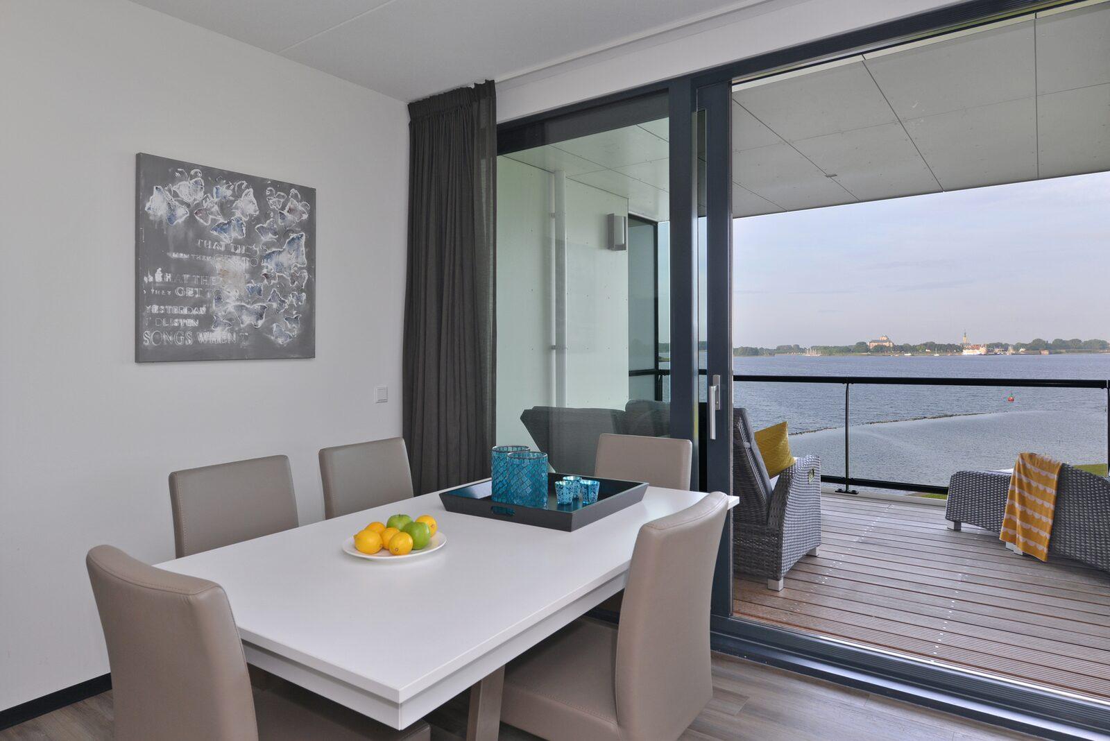 Veerse Muze - Luxe appartementen aan Veerse Meer