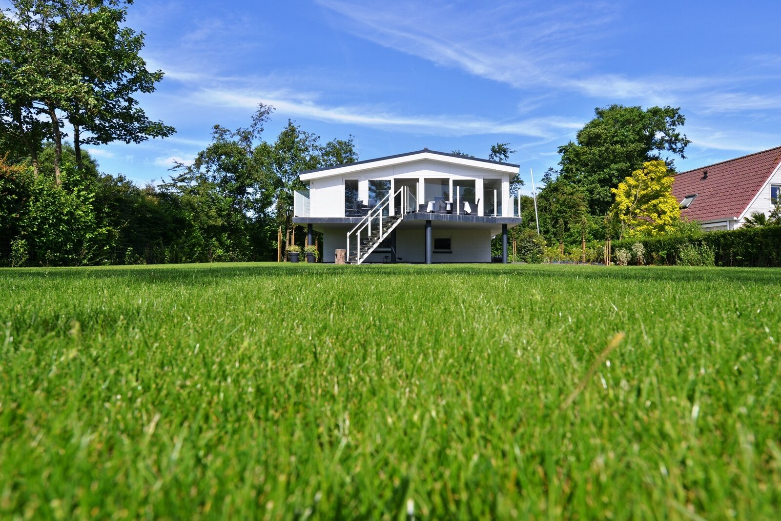 Waterhoenlaan 8 - Luxe vakantiehuis Zeeland