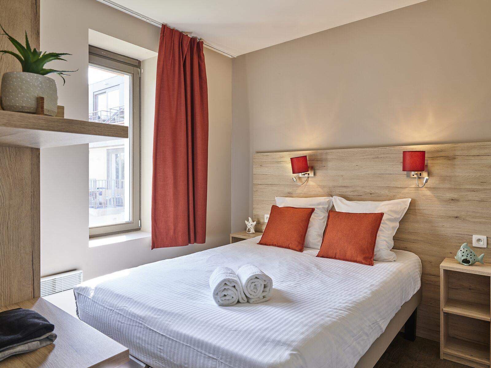 Comfort Suite - 5p | Slaapkamer - Slaaphoek