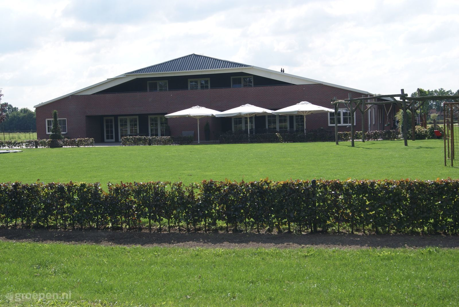 Groepsaccommodatie Liessel
