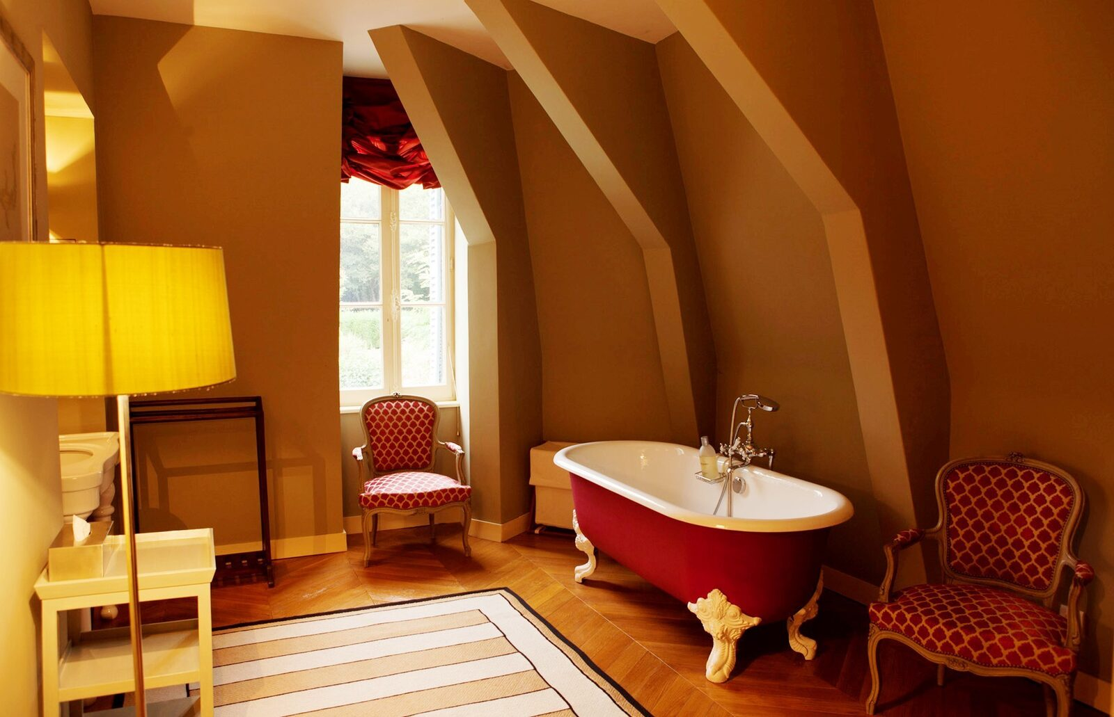 Domaine de Châteaufort - Luxe kasteelvakantie Loiredal