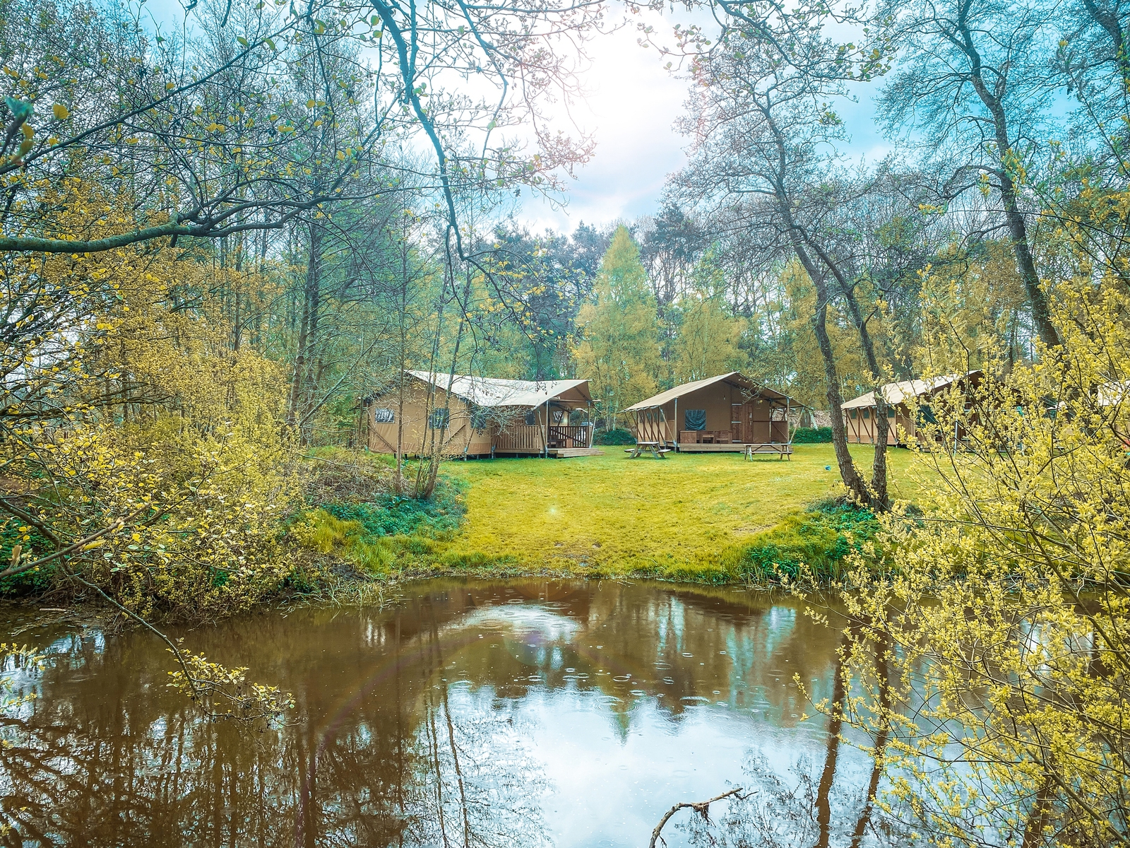Vecht Glamping Lodge