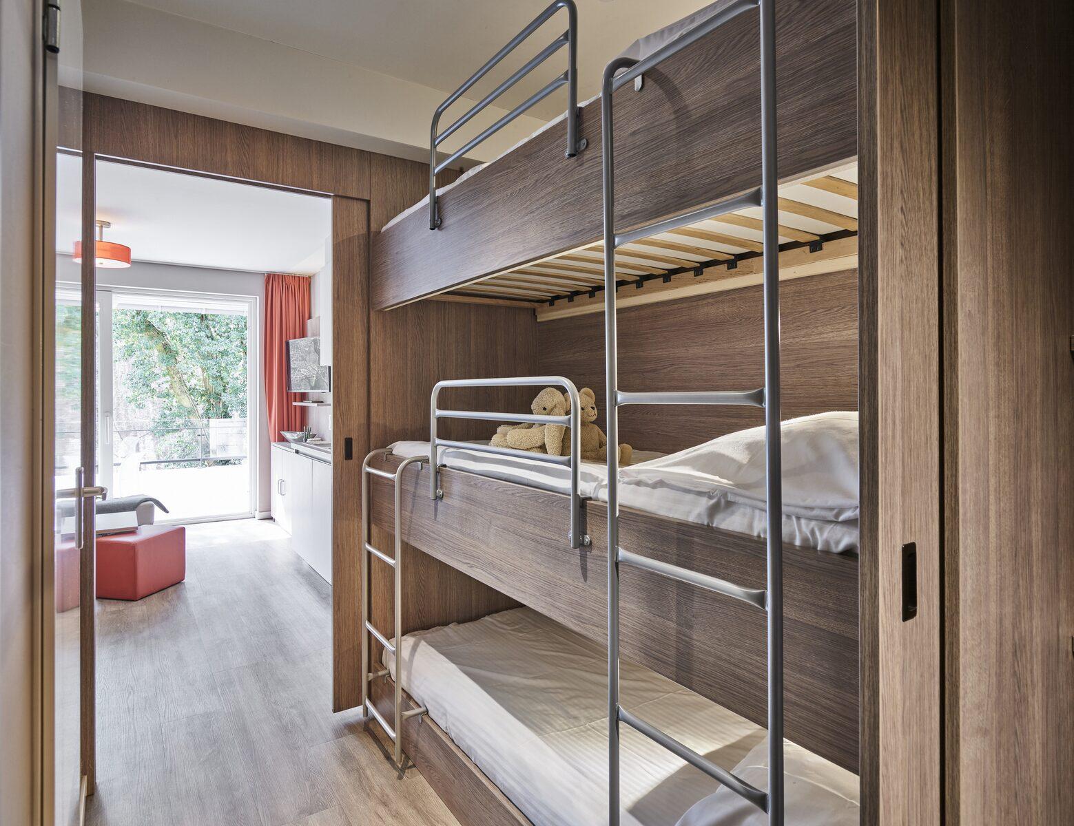 Cosy Suite - 5p | 2 Slaaphoeken