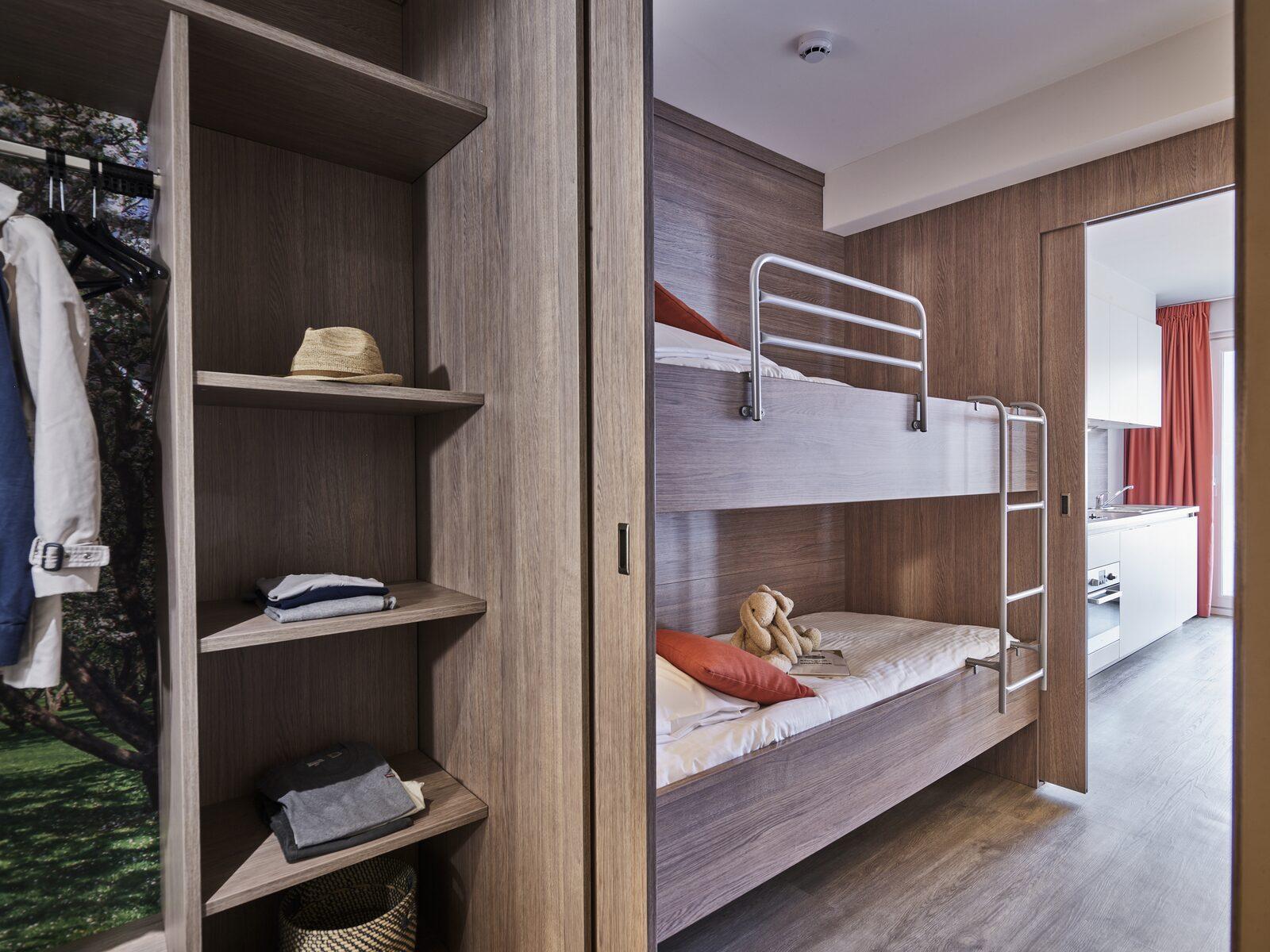 Cosy Suite - 8p | 4 Slaaphoeken
