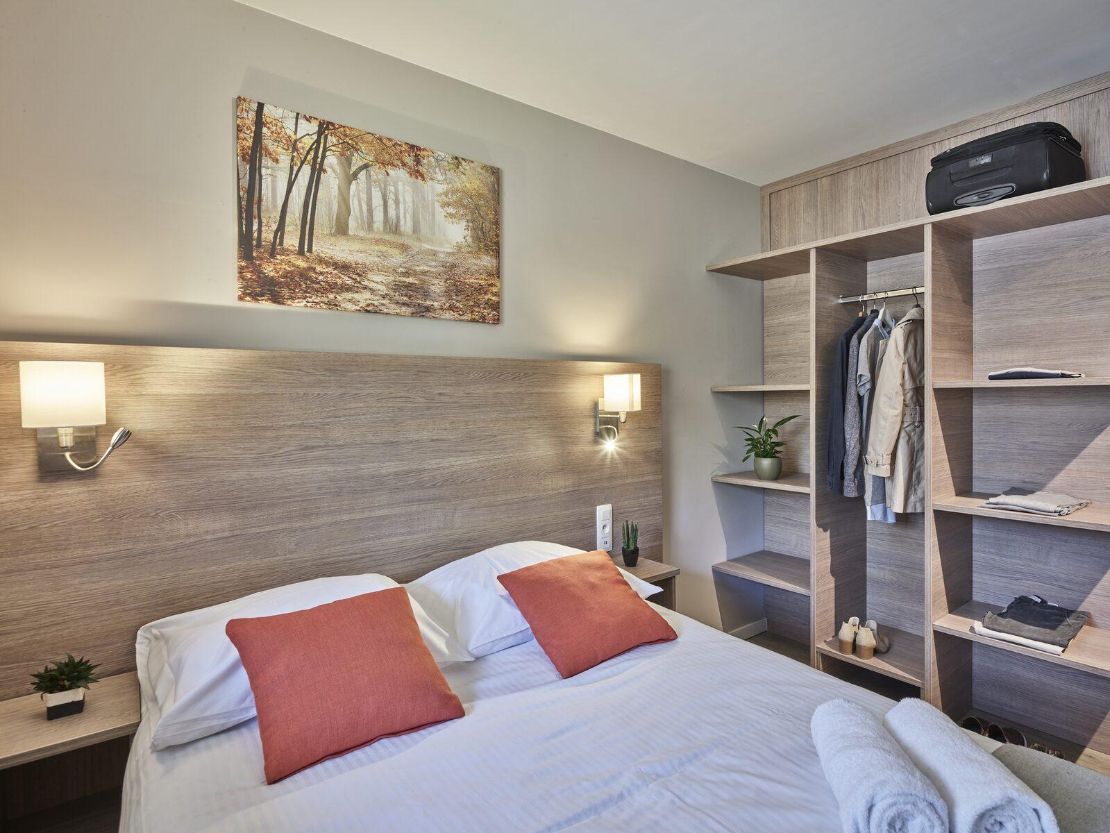 Comfort Suite - 10p | Slaapkamer - 3 Slaaphoeken