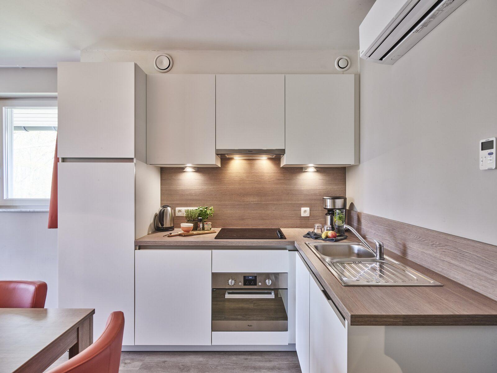 Comfort Suite - 10p | Slaapkamer - 3 Slaaphoeken | Infraroodcabine