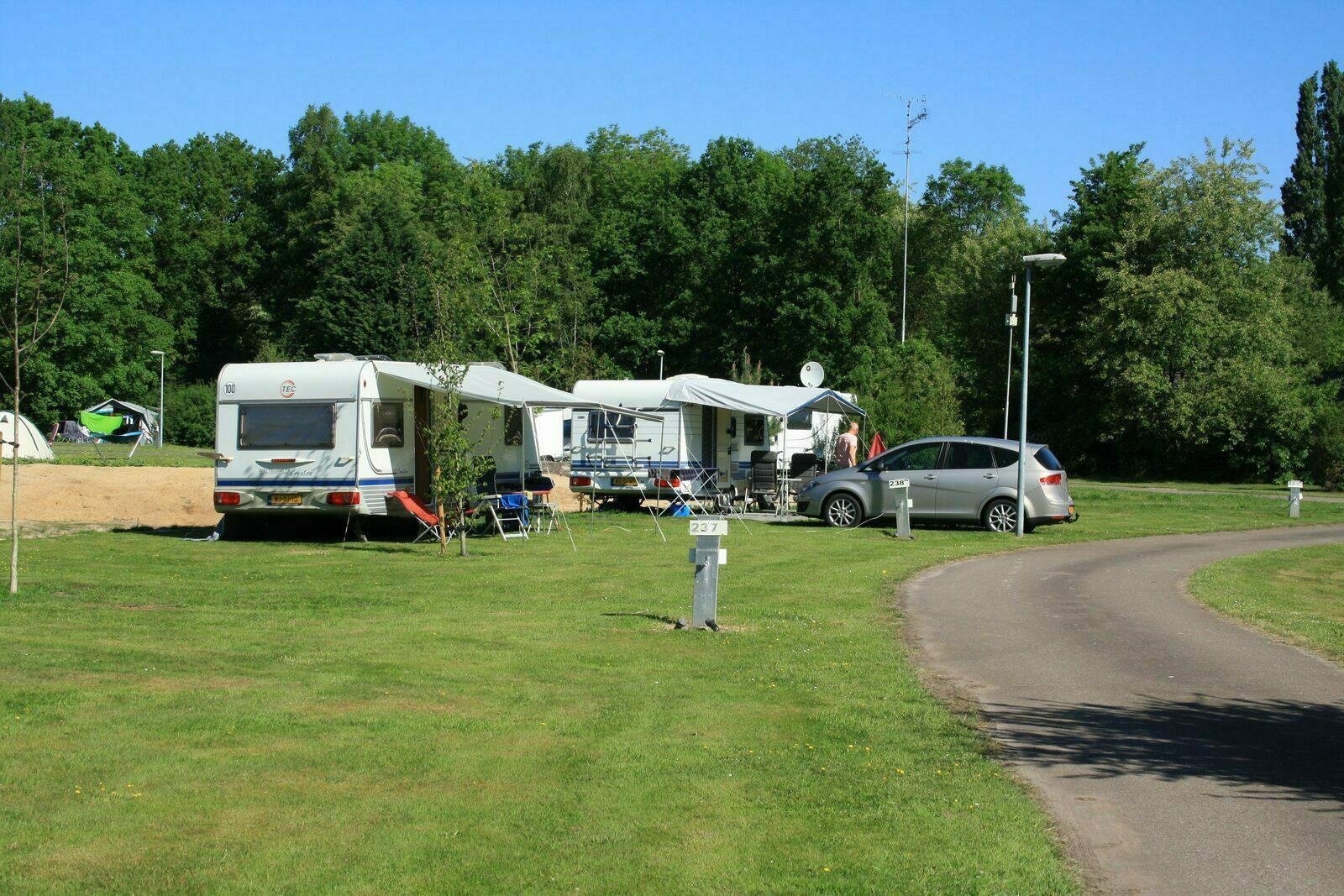 Camping-Vorsaison