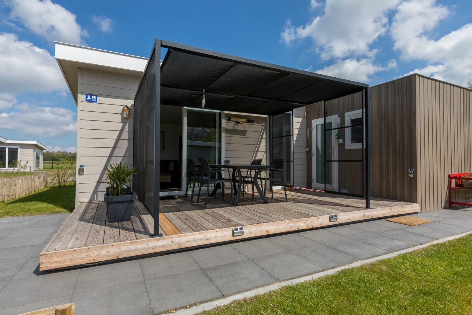 Chalet  4-persoons - Vakantiepark Hart van Zeeland  | Heinkenszand