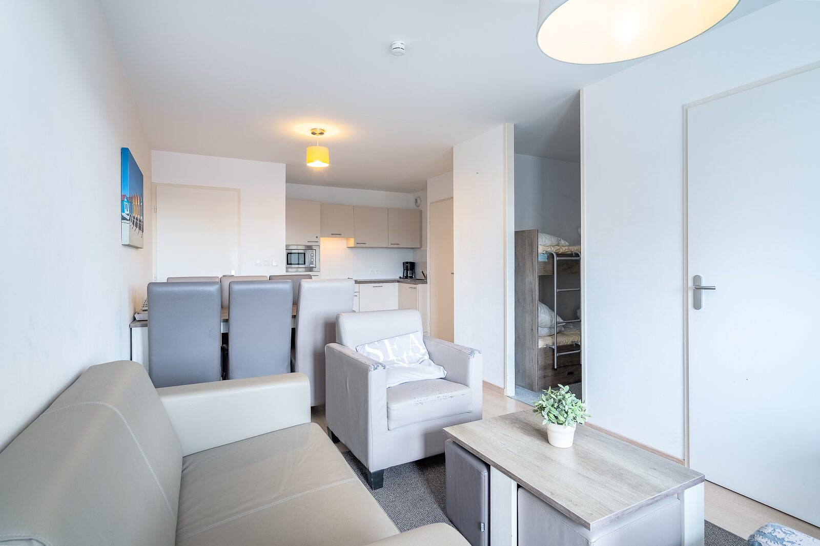 Suite for 5 people