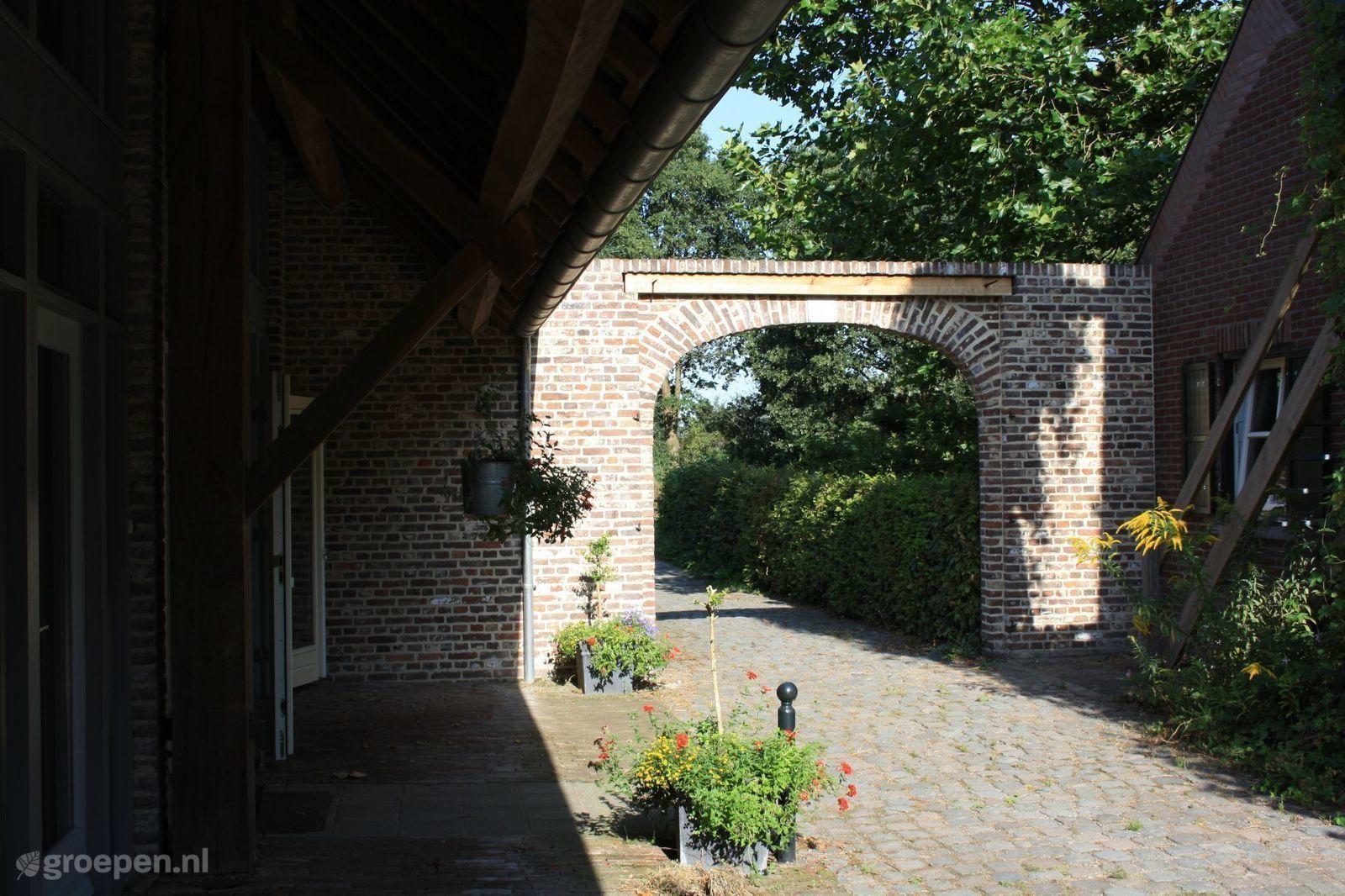 Vakantiehuis Maasbree