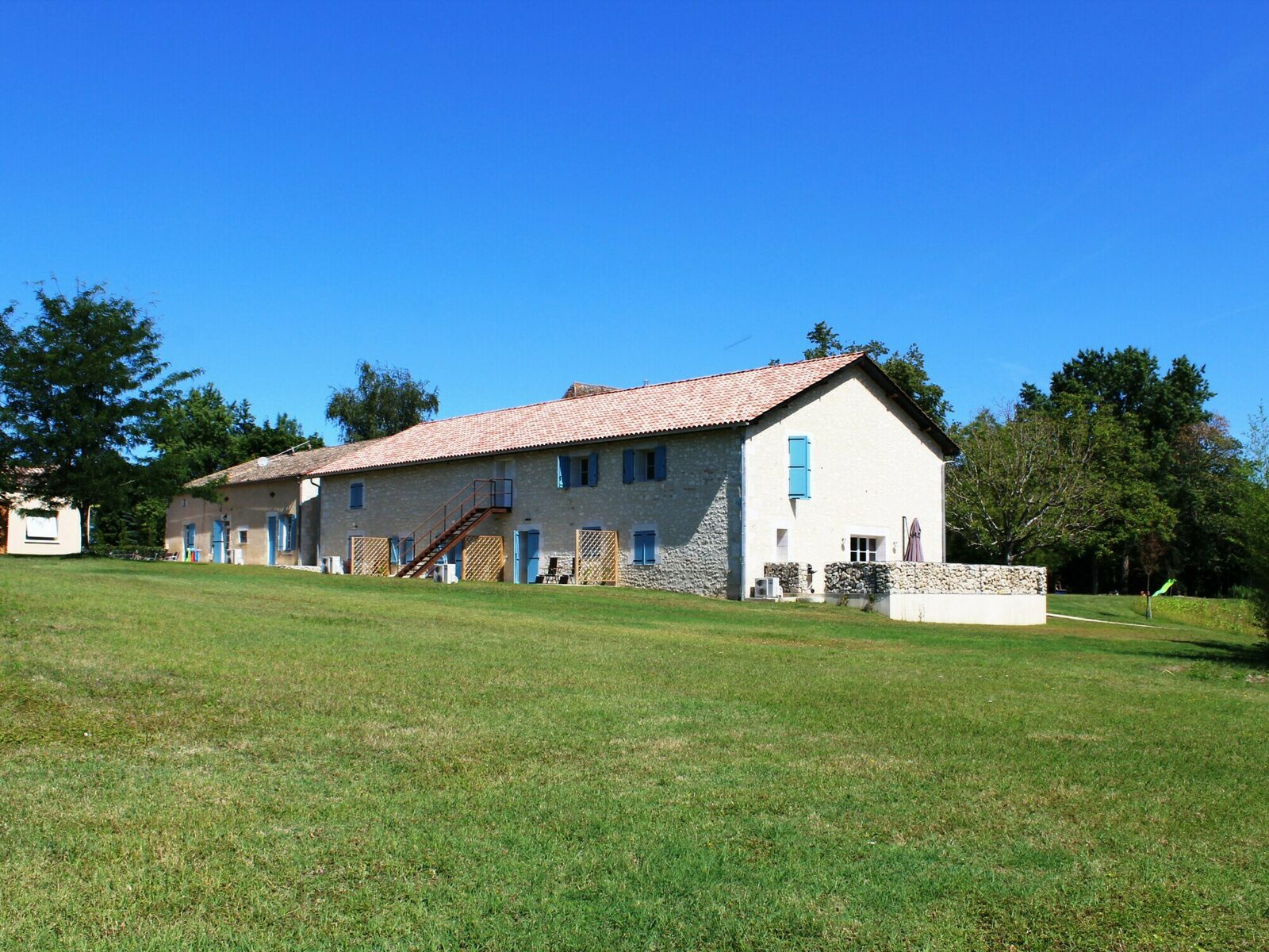 La Palanque - Poplar vakantiehuis op kleinschalig domein