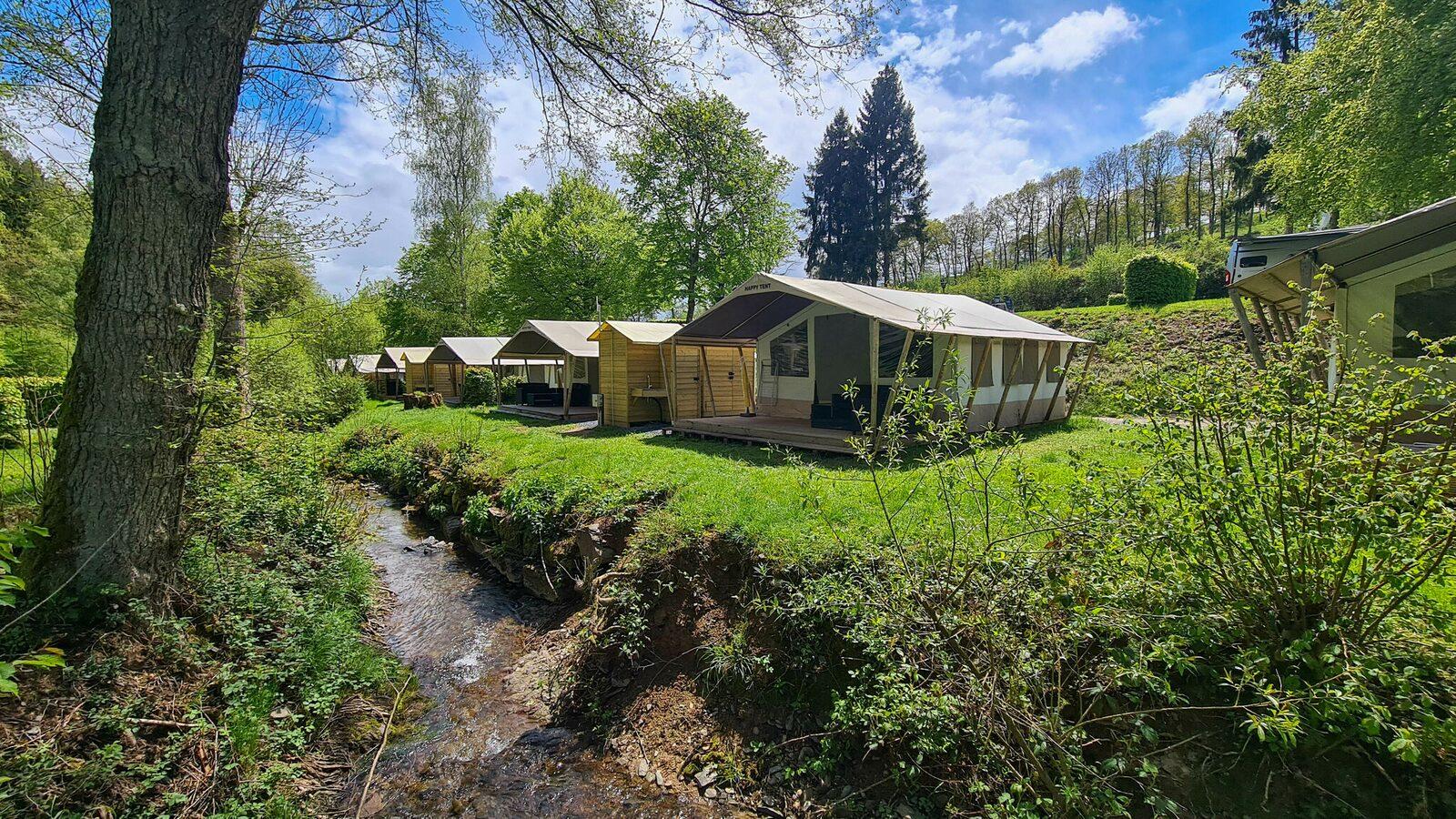 Lodge tent Eifel