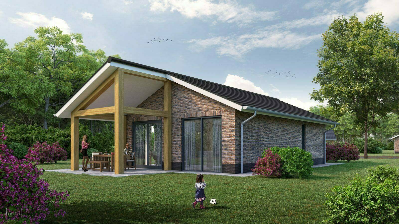 Villa Vogelveld Freestanding | 6 Pers.