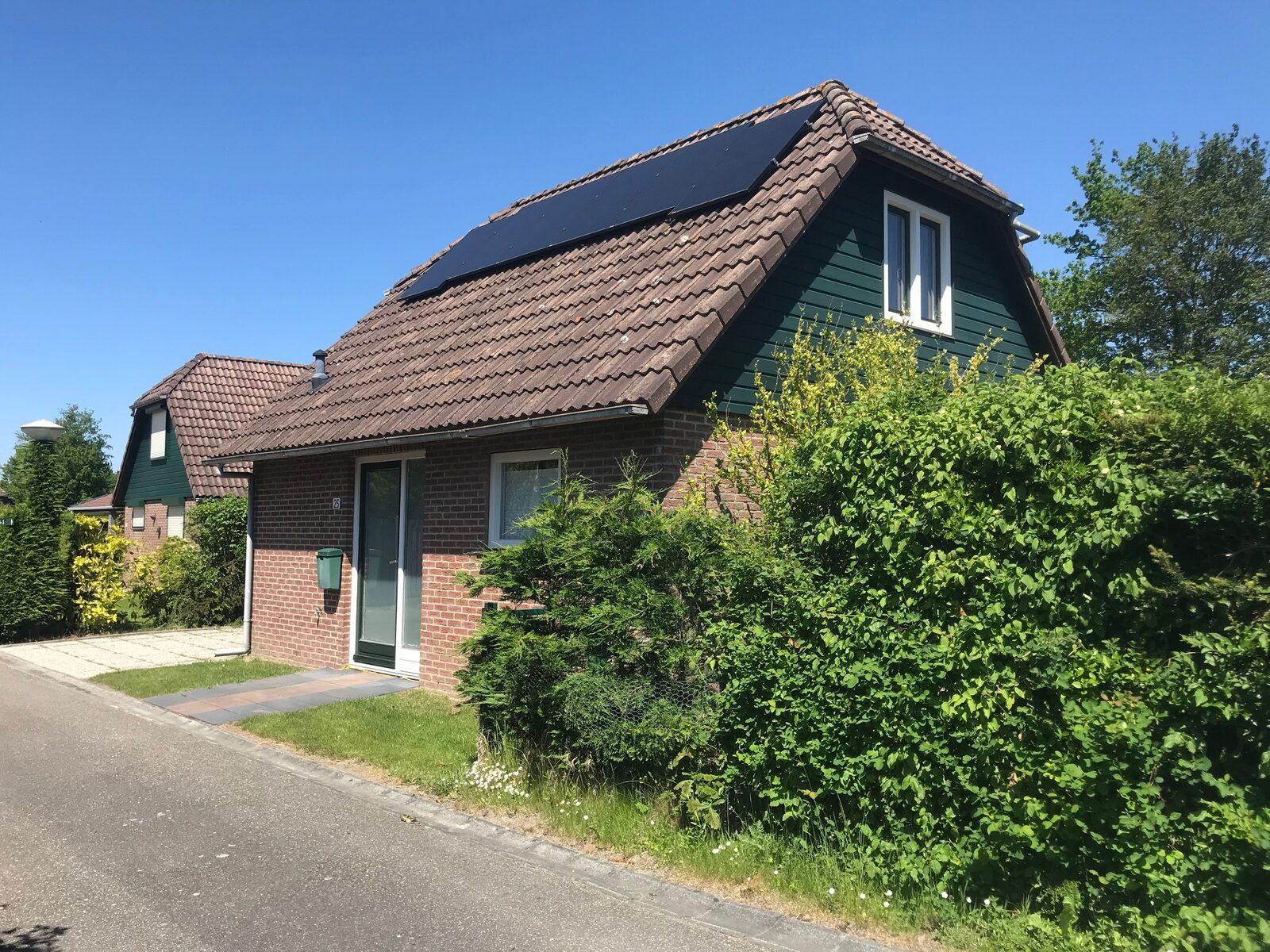 Holiday Home de Schelp