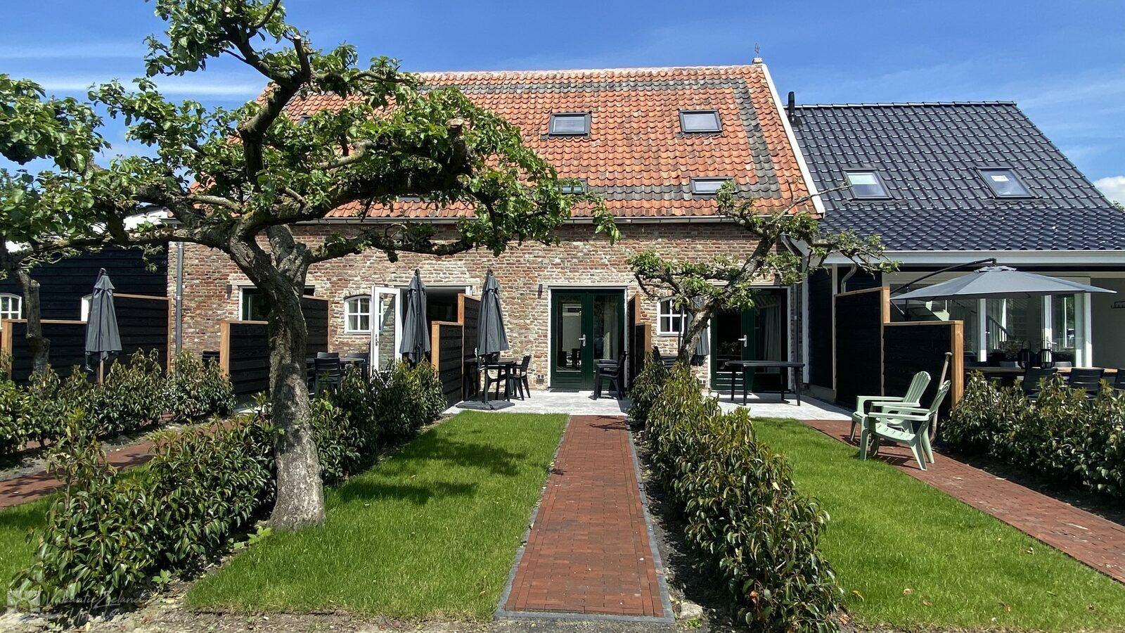 vakantiehuis Nederland, Zeeland, Veere vakantiehuis VZ1023 Vakantieappartement in Veere