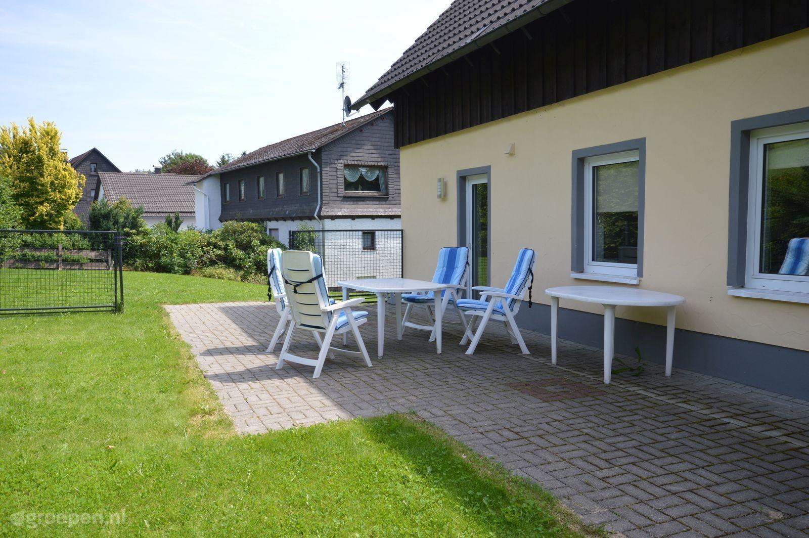 Group accommodation Winterberg-Mollseifen
