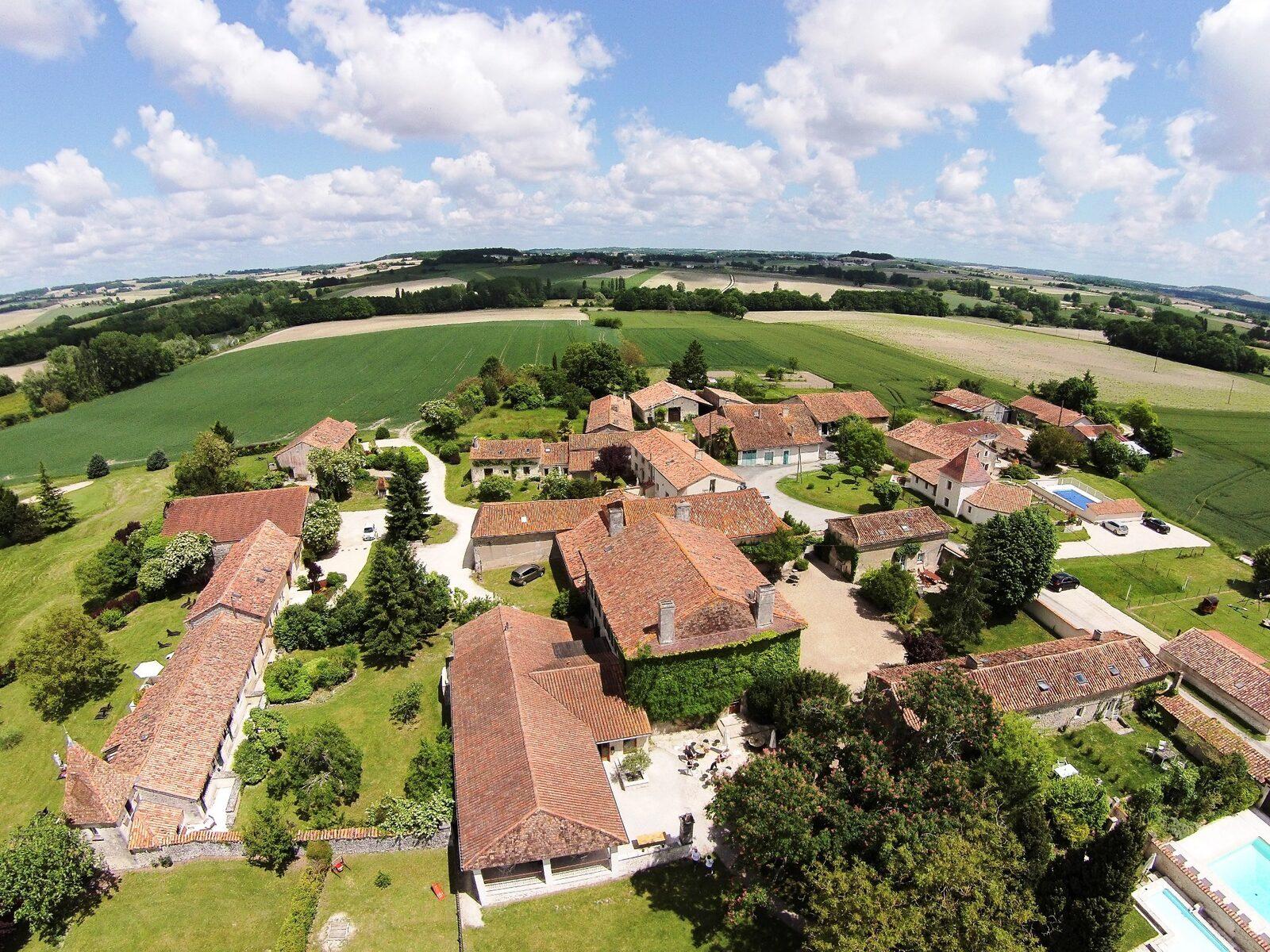 Domaine de Longeveau - gîte Amandier