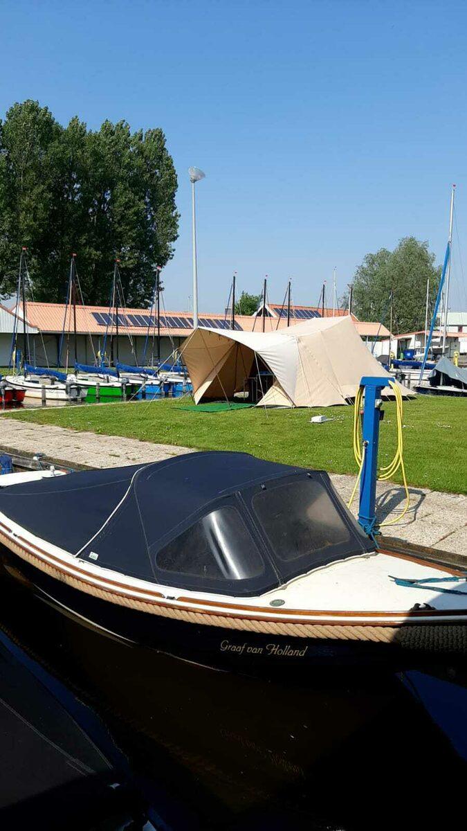 Nordmann Outdoor Tent